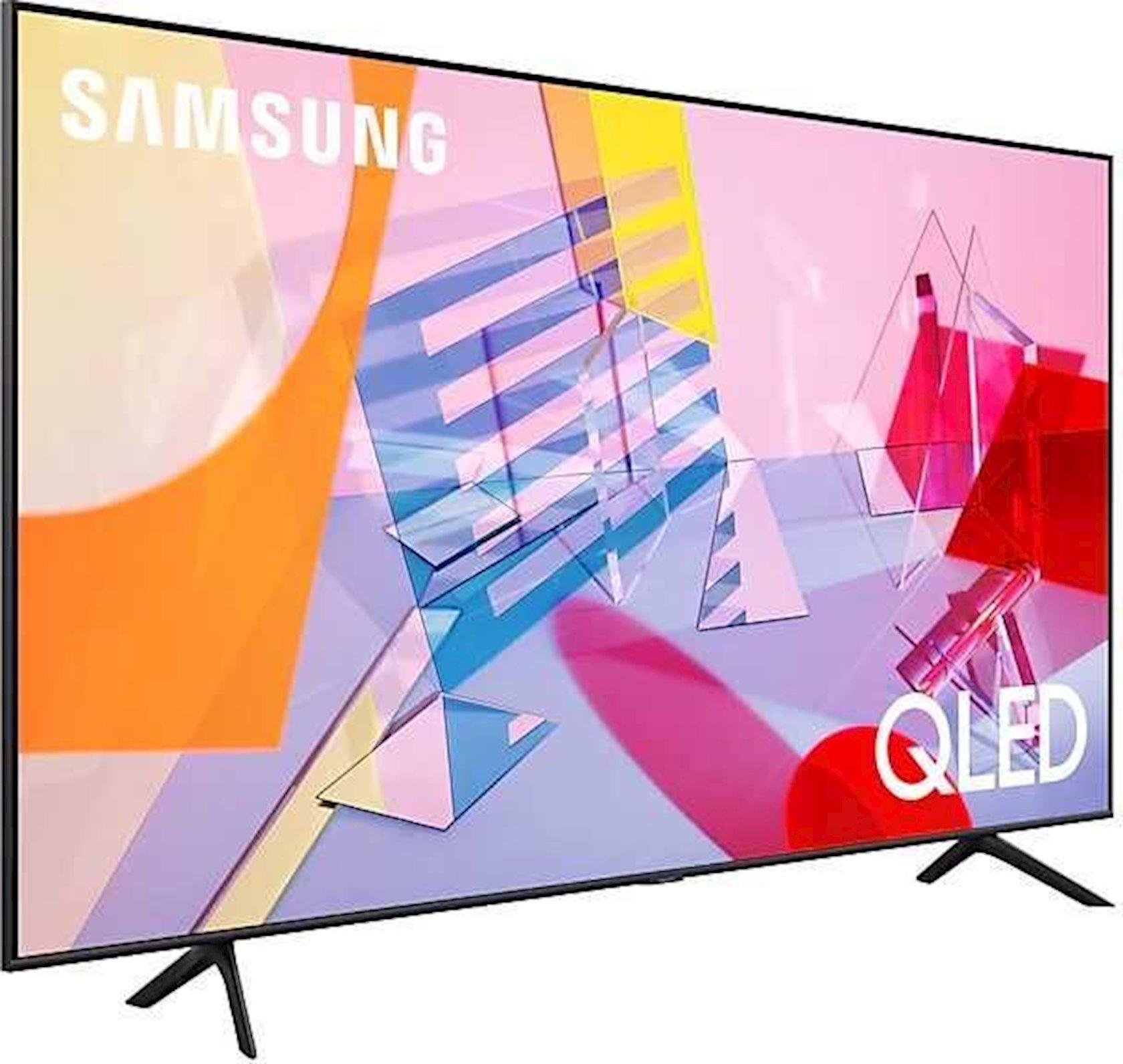 Televizor OLED  Samsung QE55Q60TAUXRU Ultra HD 4K