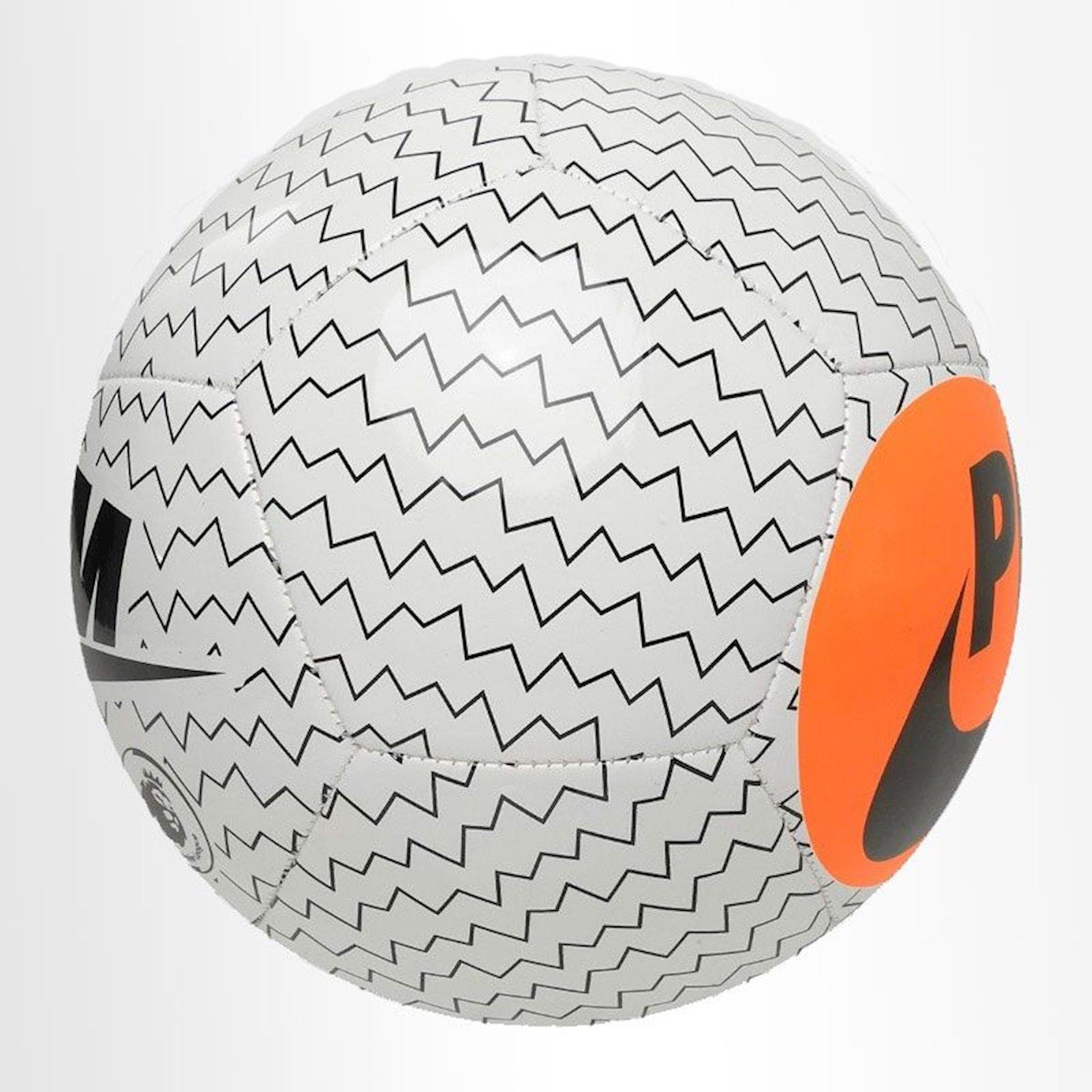 Futbol topu Nike Pitch SP20 Energy Ağ/Narıncı/Qara, Ölçü 5