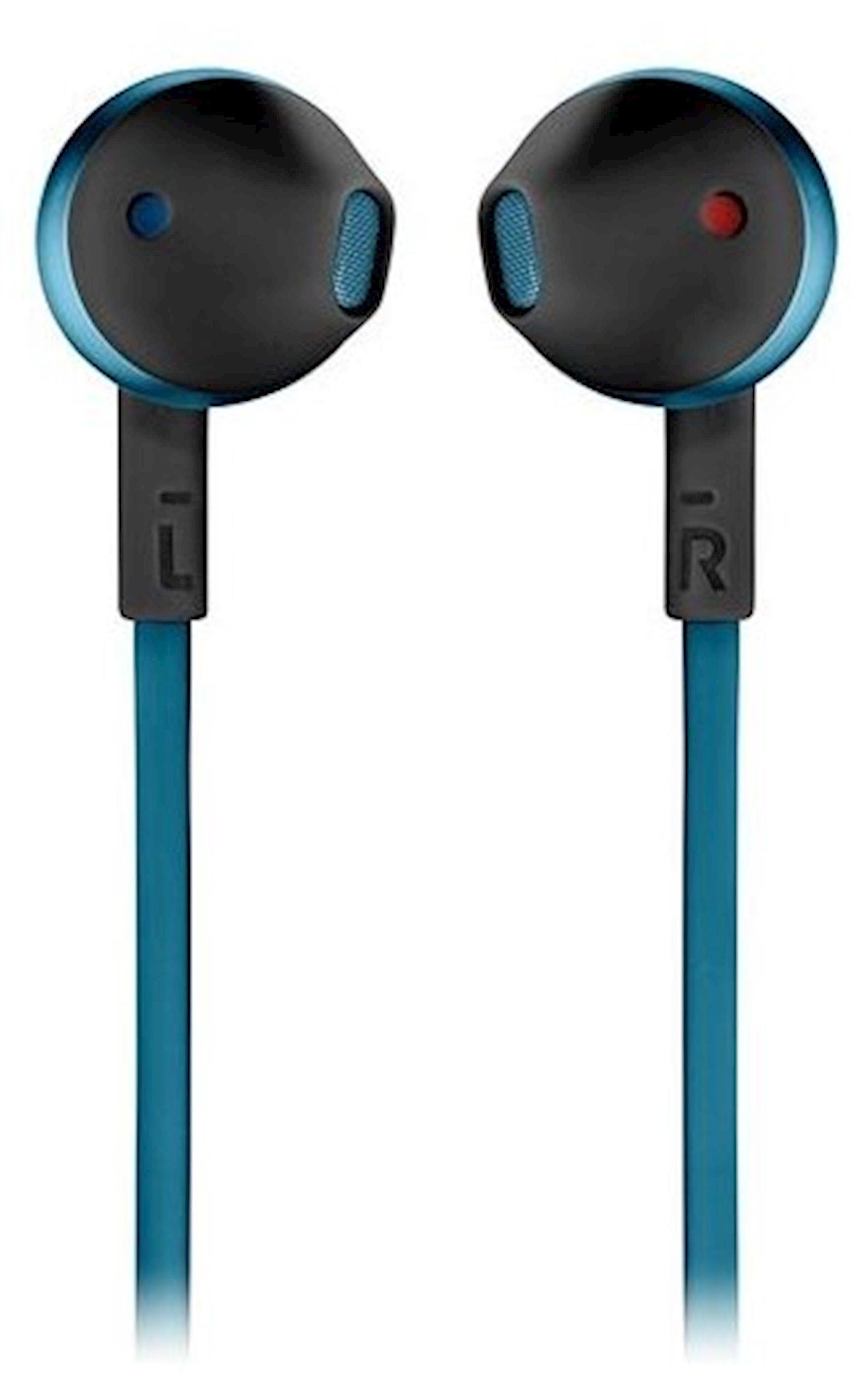 Simsiz qulaqlıqlar JBL T205BT Blue