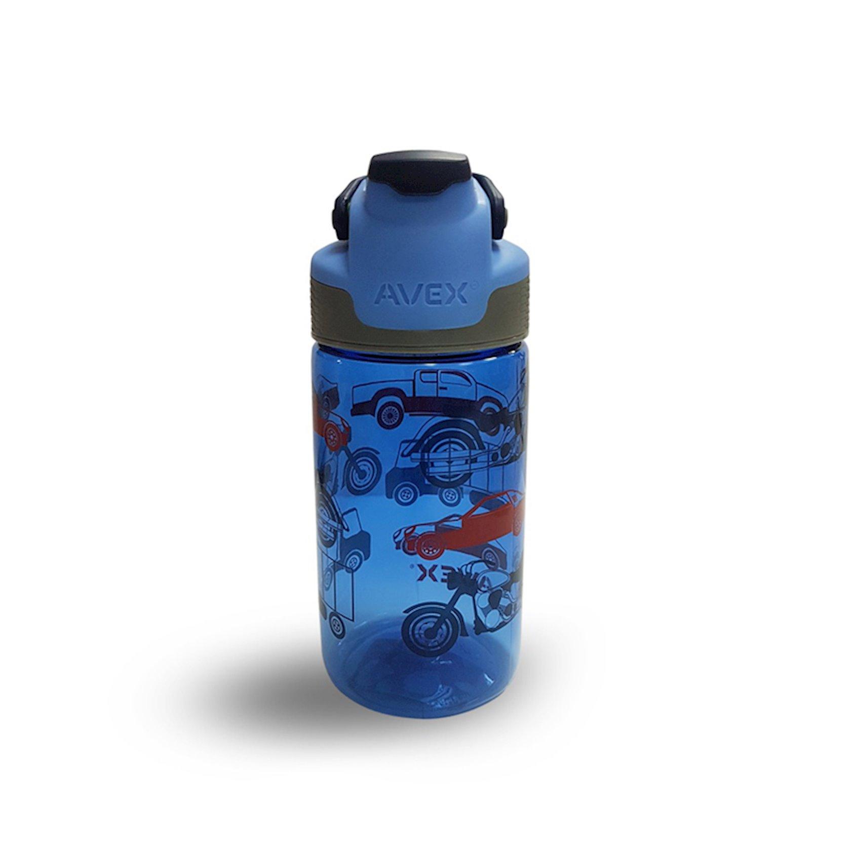 Butulka Avex Plastic Freeride Azure Zoom Water Bottle, 473 ml, Mavi