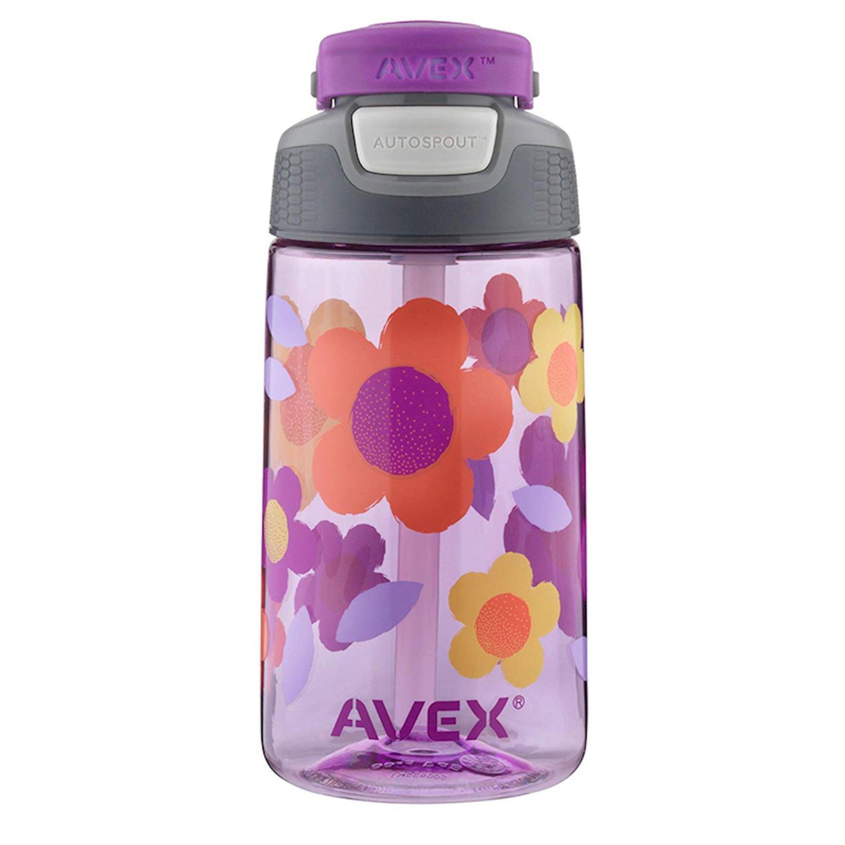 Butulka Avex Freestyle Light Purple Flower, 473 ml, Bənövşəyi