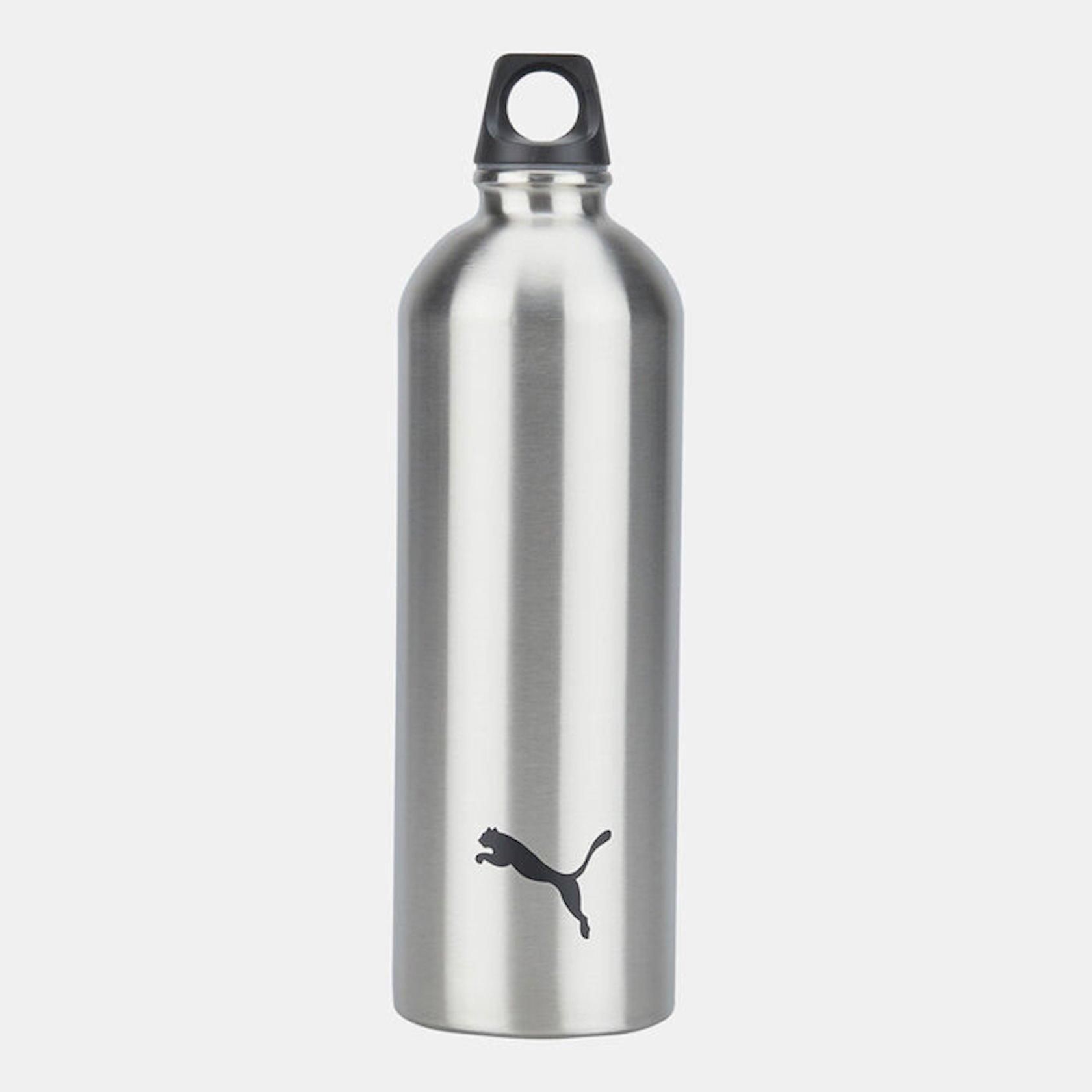 Butulka Puma Training Stainless Steel Bottle, 600 ml, Gümüşü