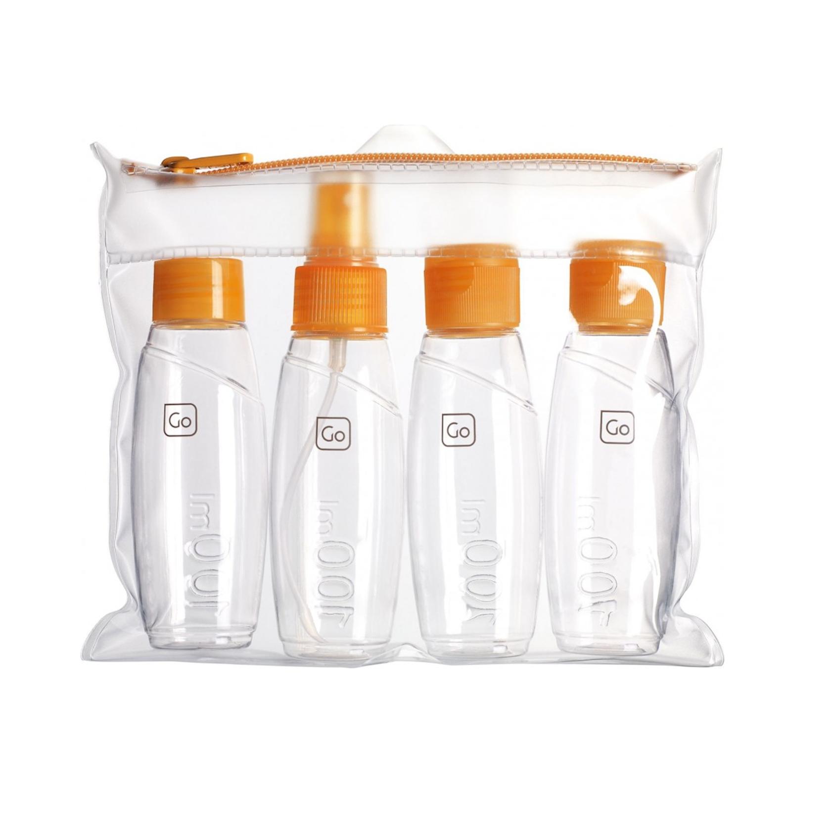 Dəst Go Travel TSA Approved Cabin Bottles Set Travel Accessory 658