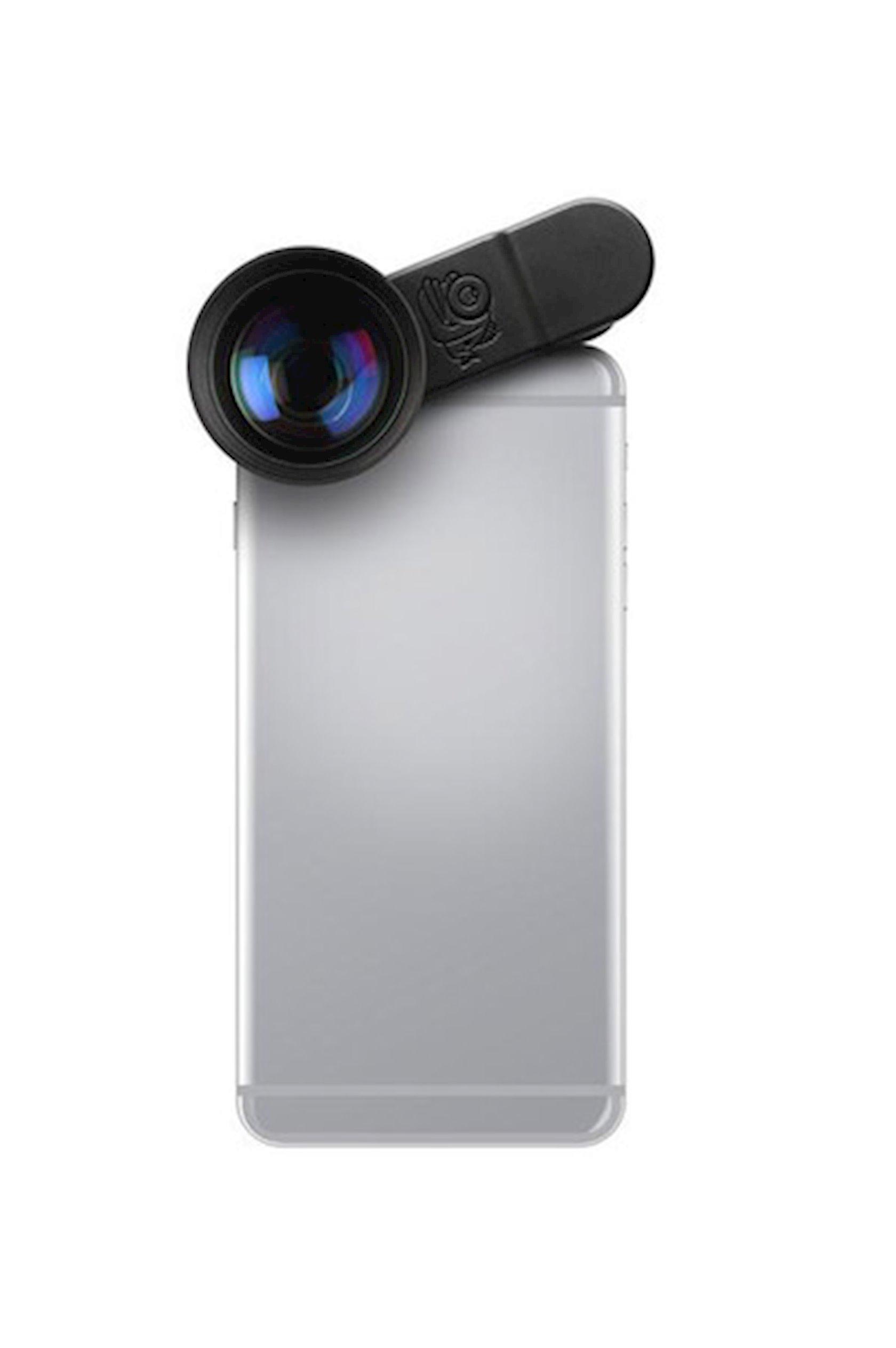 Obyektiv Black Eye Tele X3