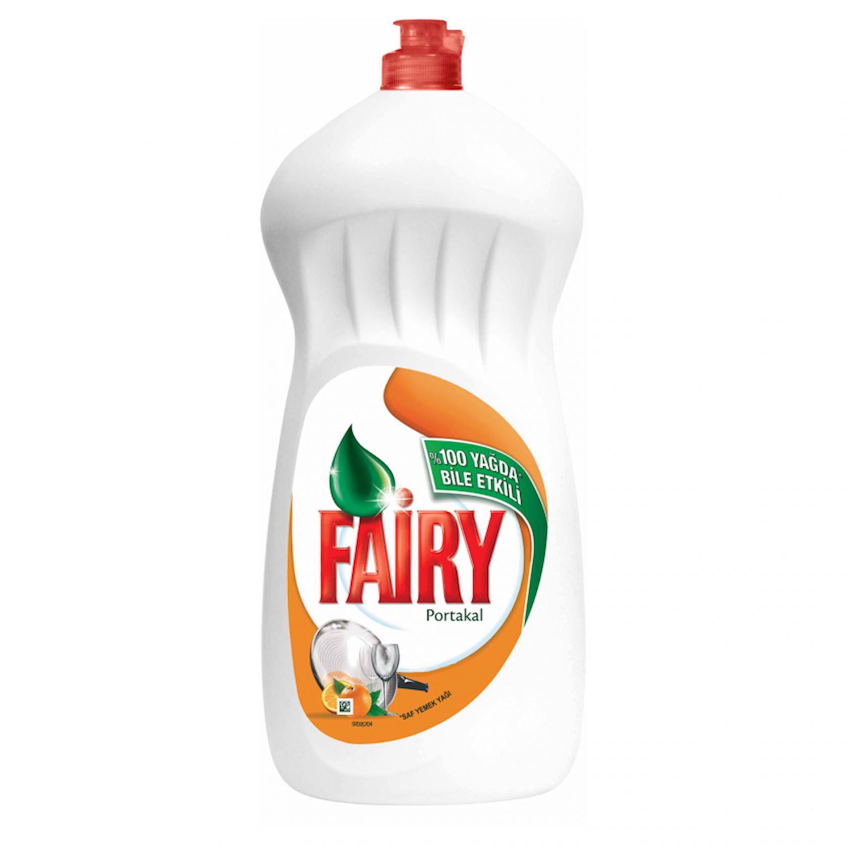 Qabyuyan vasitə Fairy Portağal 450 ml