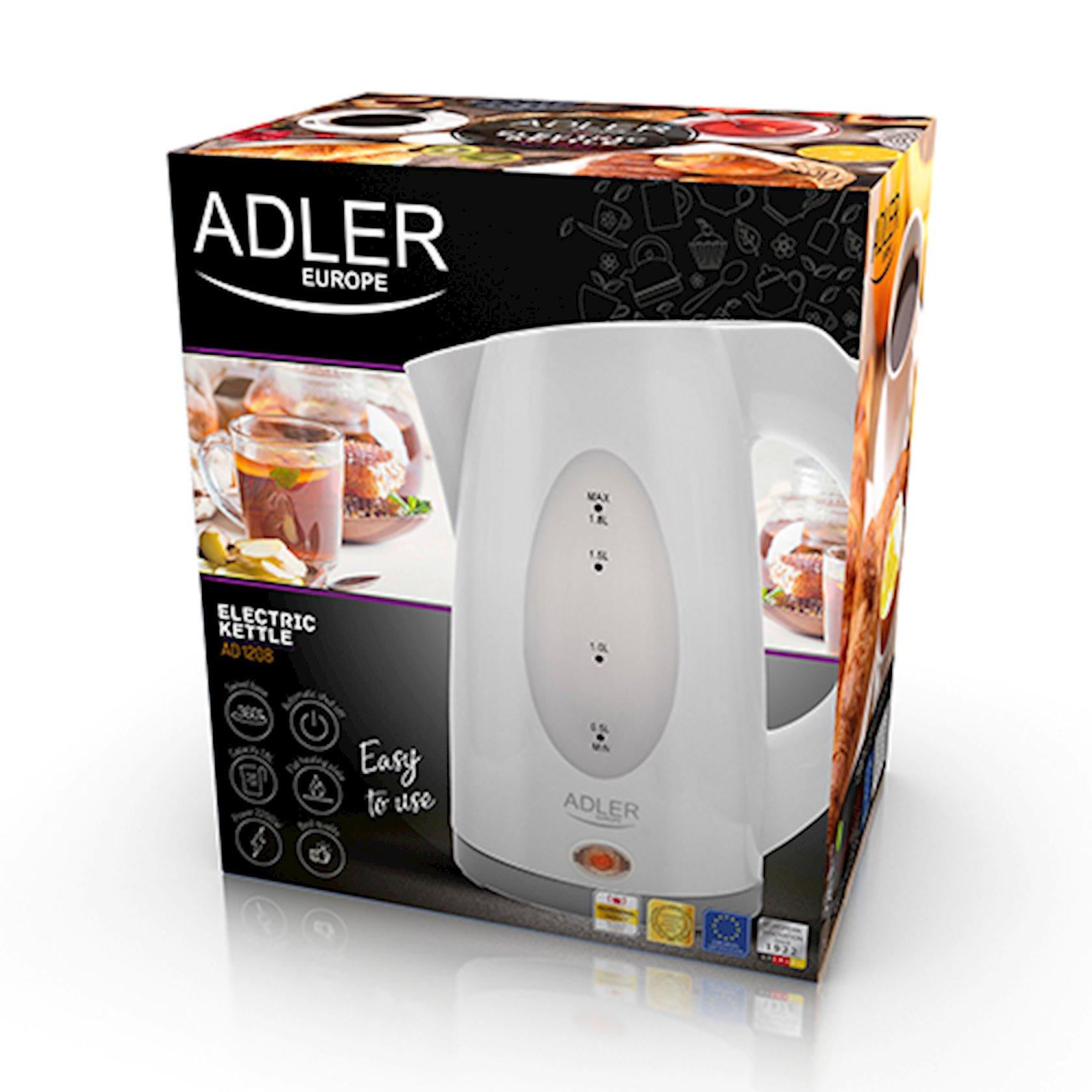 Elektrik çaydan Adler AD 1208