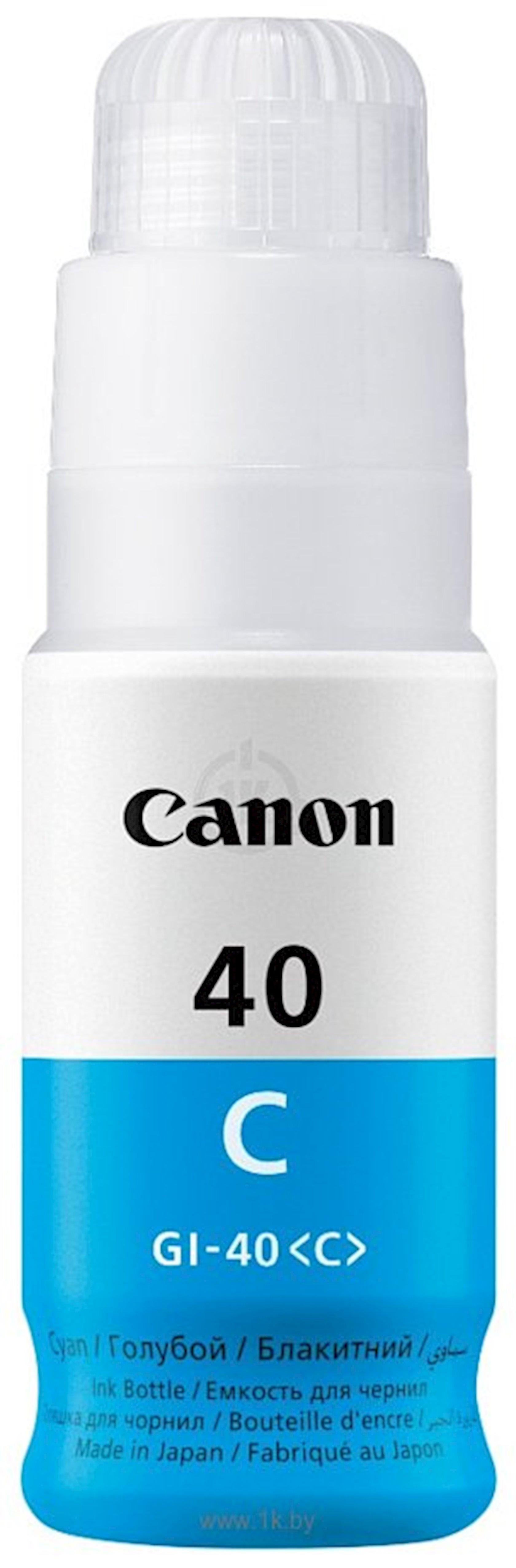 Toner-kartric Canon INK GI-40 C