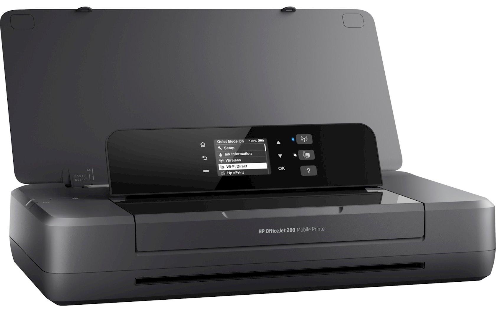 Printer HP Officejet 202 (N4K99C)