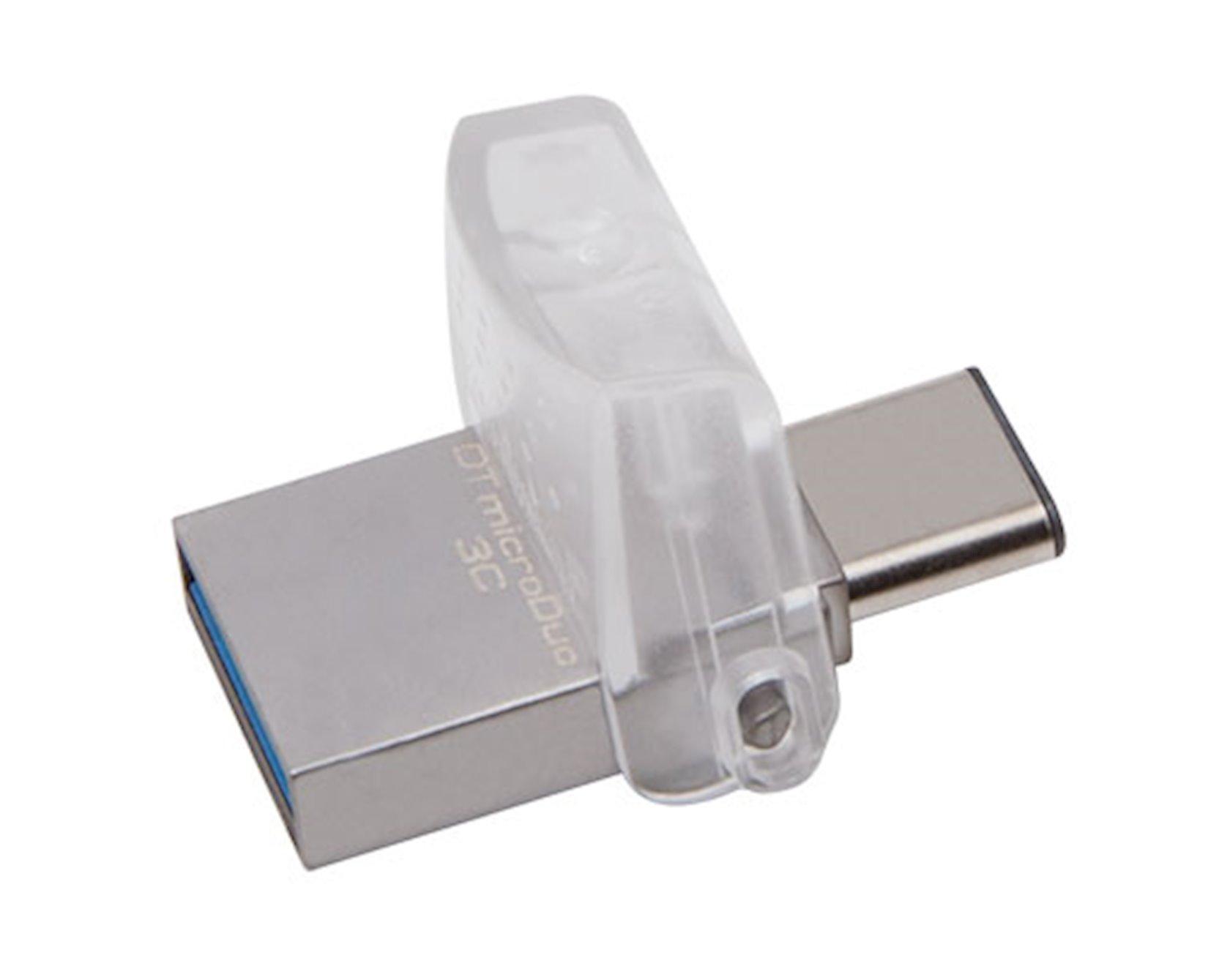 Fleş Kingston DTDUO3C DataTraveler microDuo 3C 32 Gb