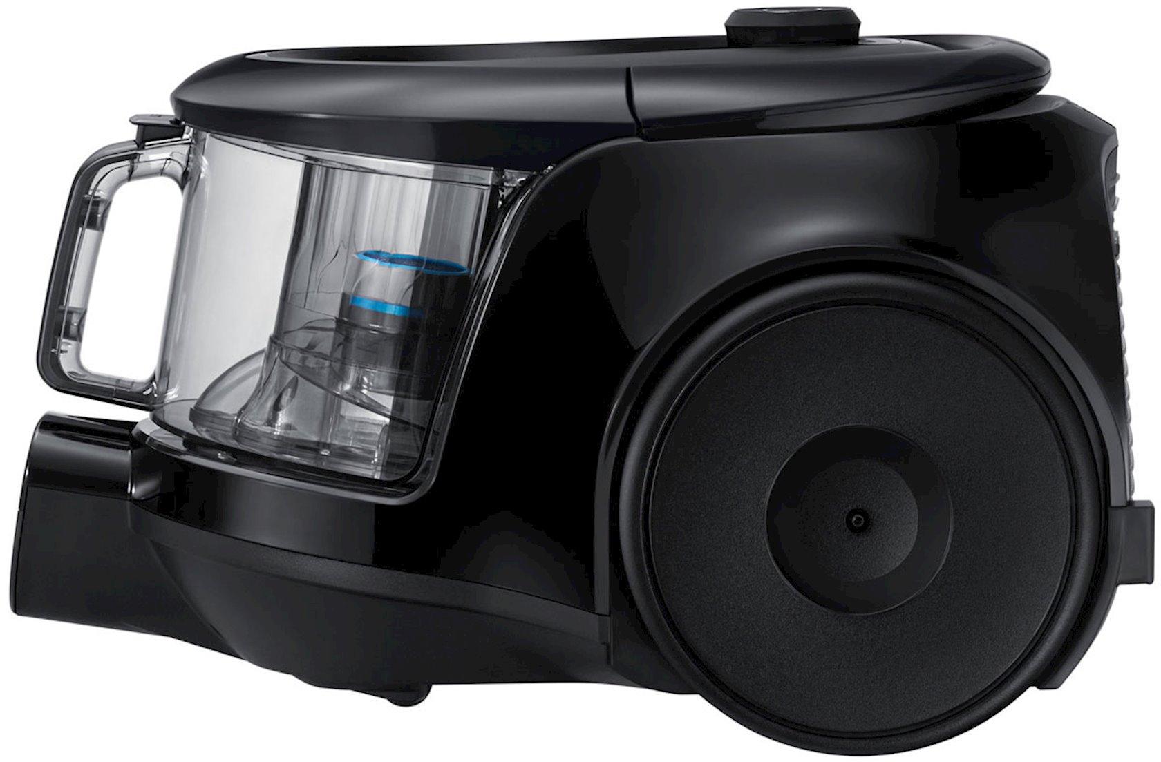 Пылесос Samsung VC18M21D0VG, черный