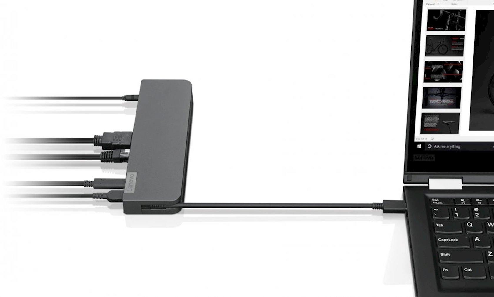 Dok-stansiya Lenovo ThinkPad Lenovo USB-C Mini Dock