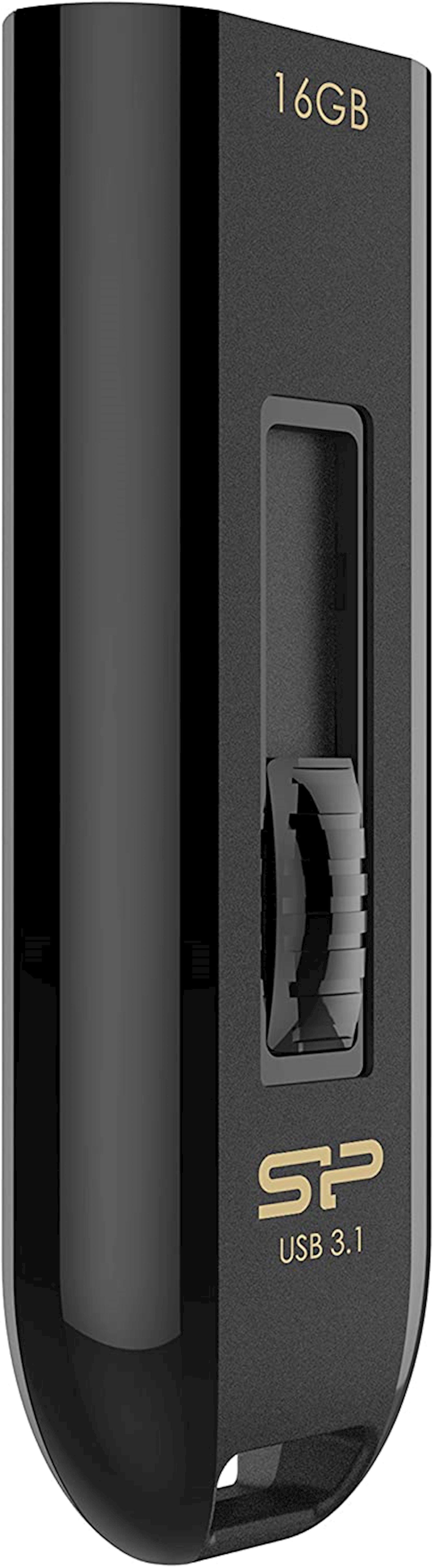 Fleş kart USB Silicon-Power Blaze B21 16 Gb