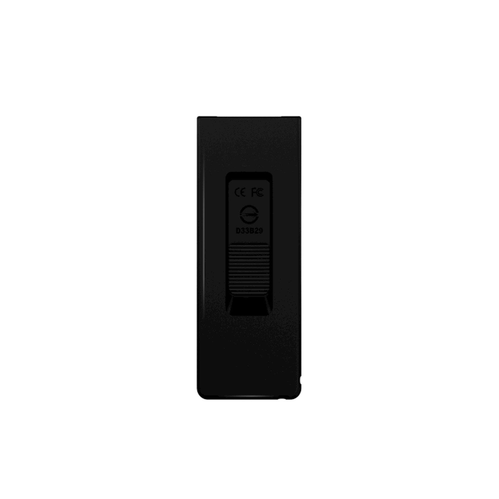 Fleş kart USB Silicon-Power Blaze B03 Black 64 Gb