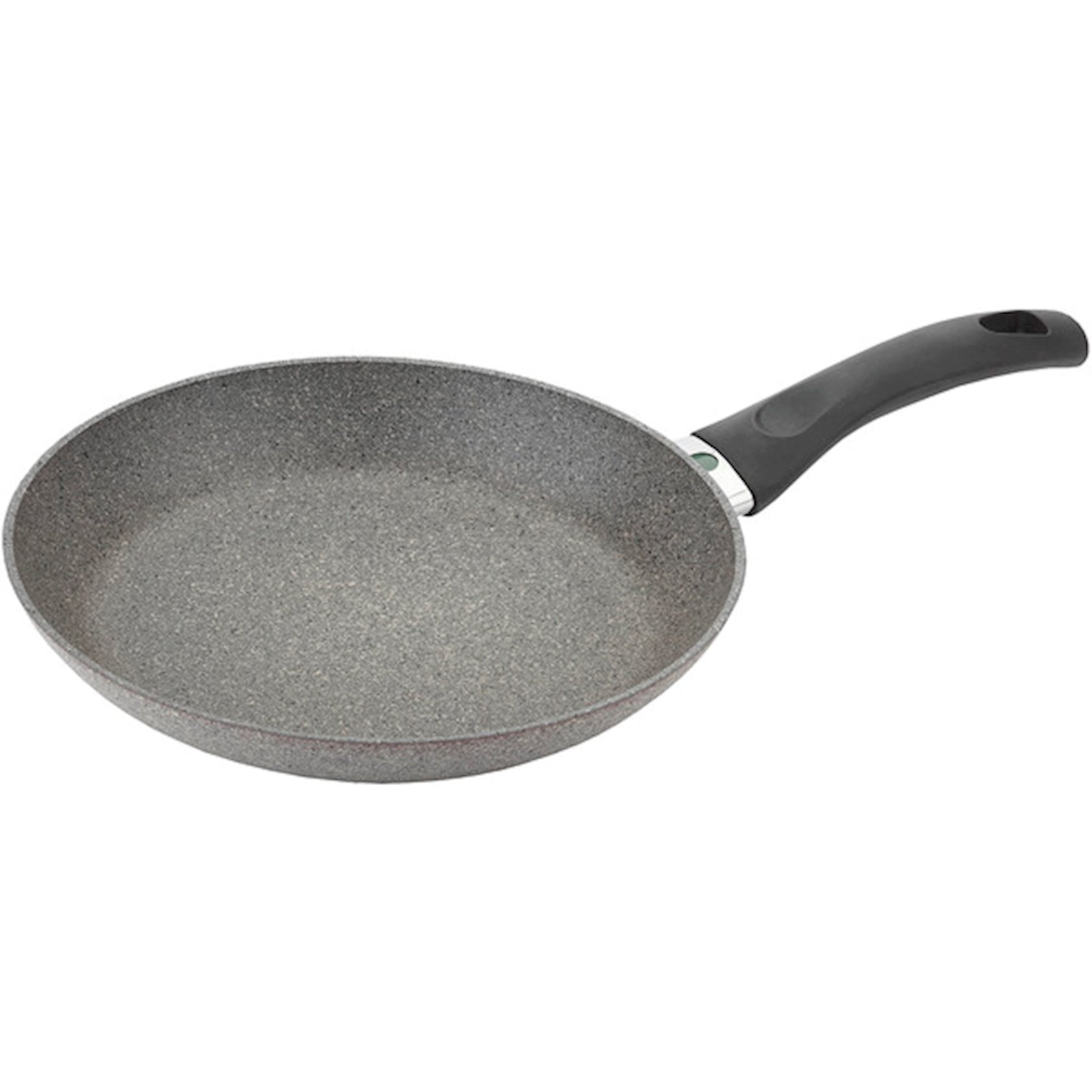 Сковорода Ballarini Cortina granitium,28см,материал:алюминий,материал ручки:бакелит,цвет:серый