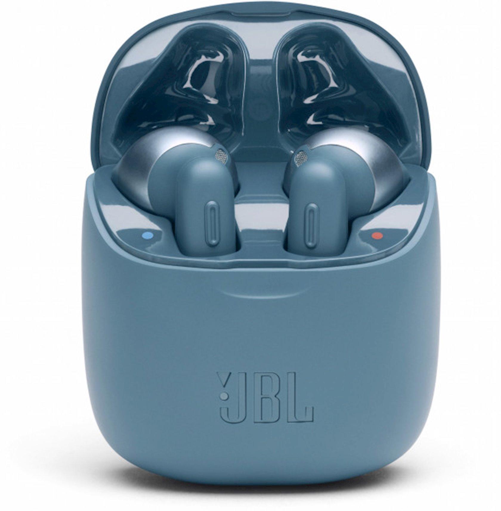 Simsiz qulaqlıqlar JBL Tune 220 TWS Blue