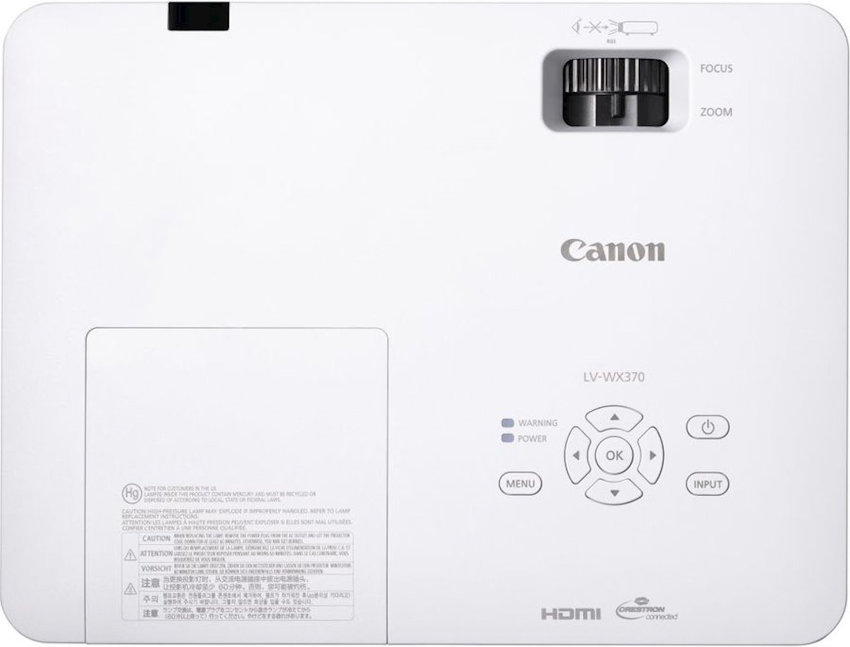 Proyektor Canon LV-WX370