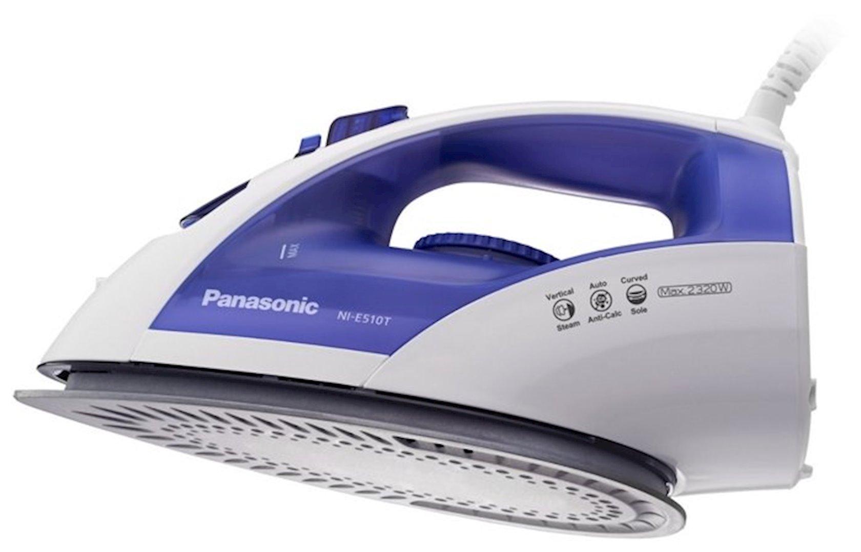 Ütü Panasonic NI-E510TDTW, göy