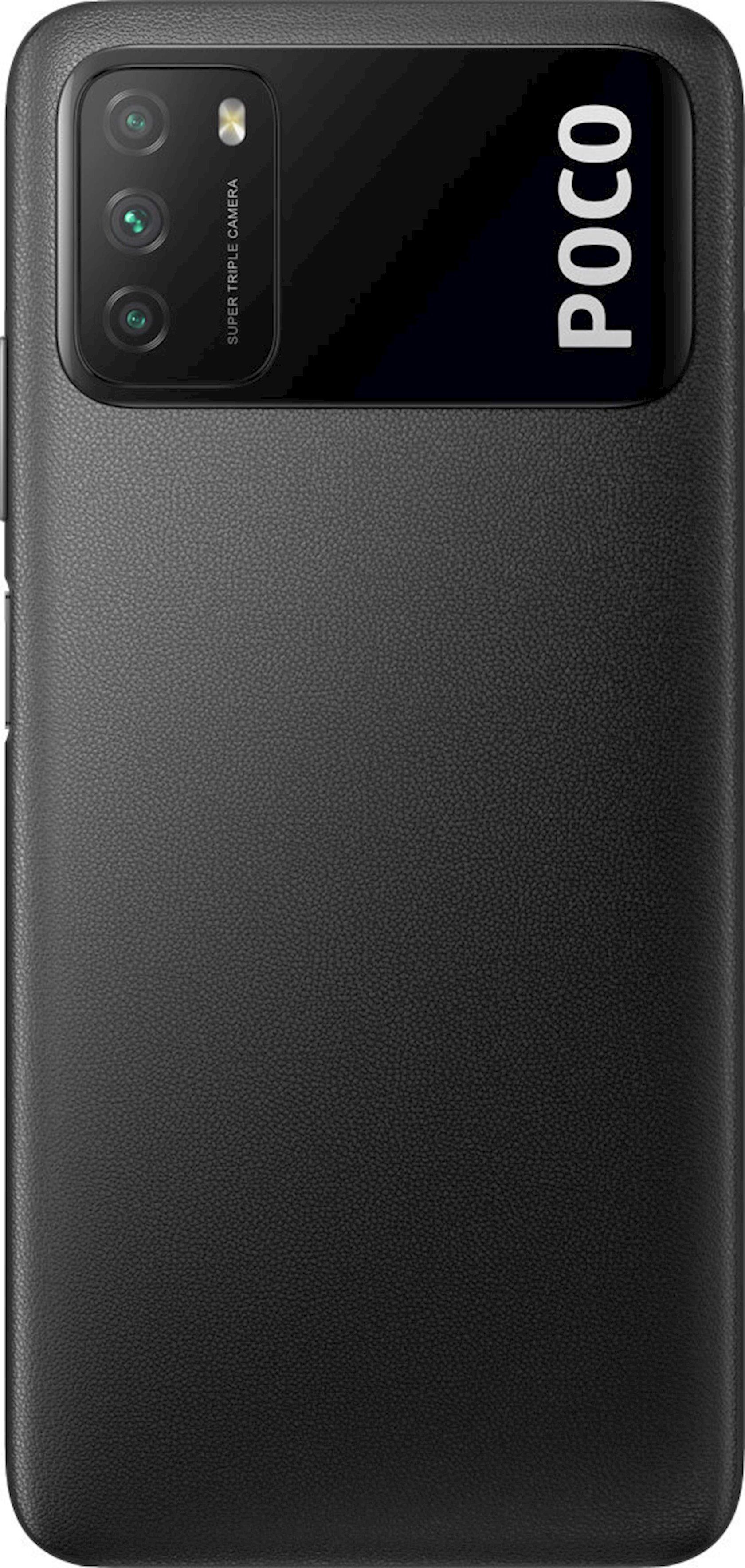 Smartfon Xiaomi Poco M3 4GB/128GB Power Black