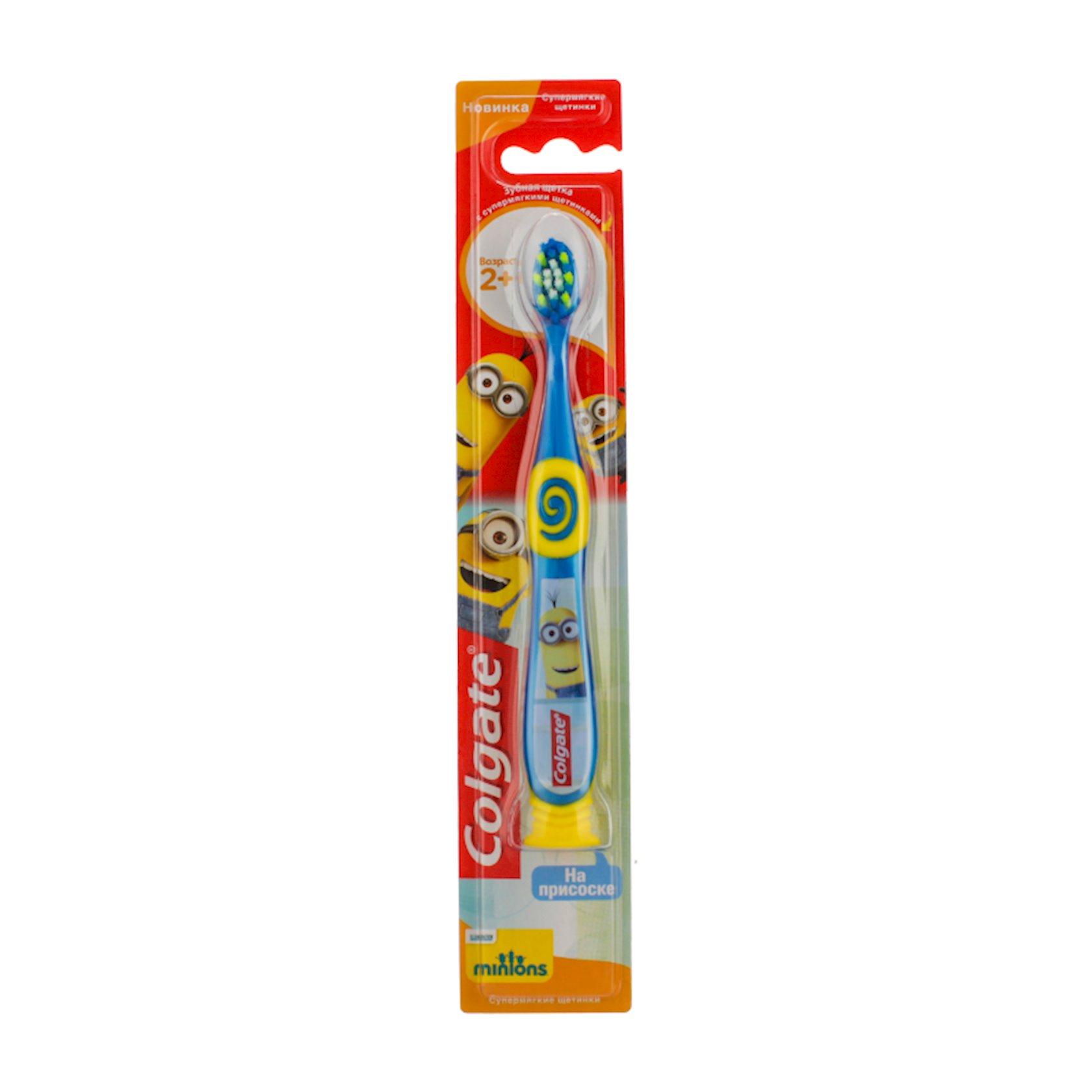 Diş fırçası Colgate Minyonlar 2 yaşdan uşaqlar üçün