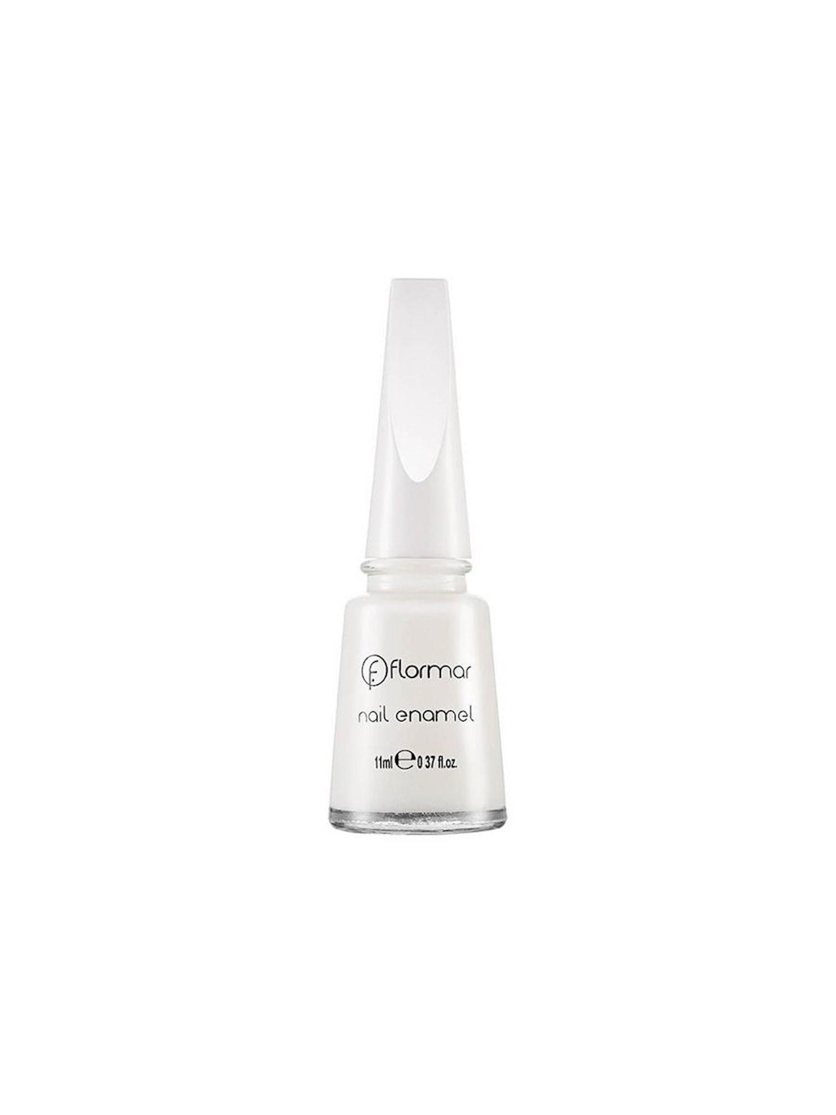 Dırnaq boyası Flormar 319 White Dance 11 ml