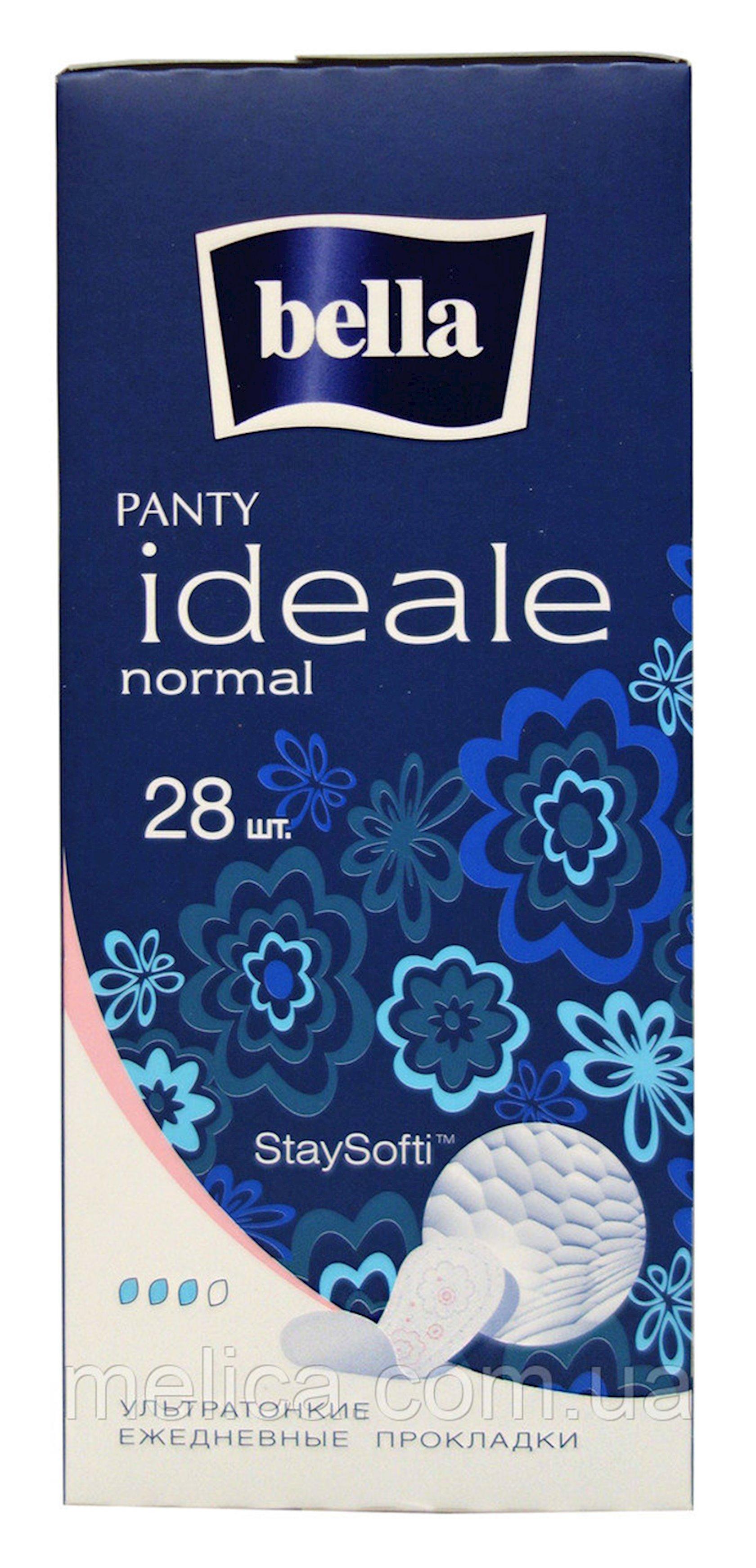 Gigiyenik bezlər Bella Panty Ideale Normal 28 əd