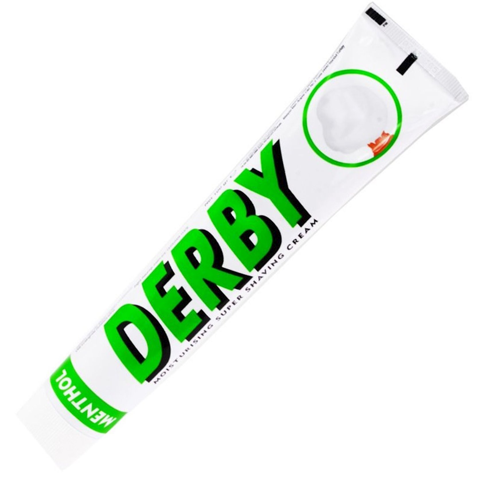 Təraş kremi Derby Mentol, 100ml