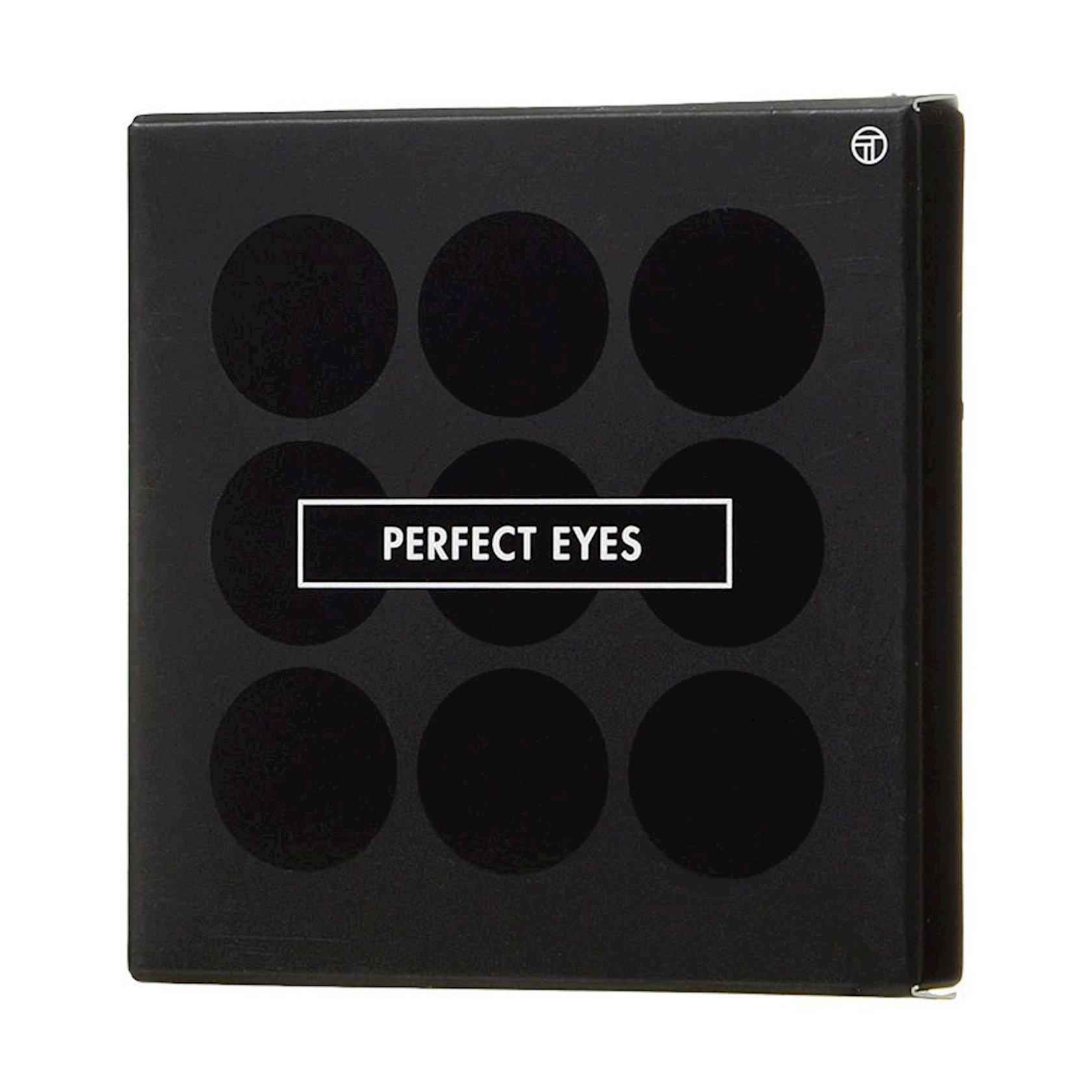 Göz kölgələri paleti Tony Moly Perfect Eyes Mood Eye Palette - 01 Brown Mood
