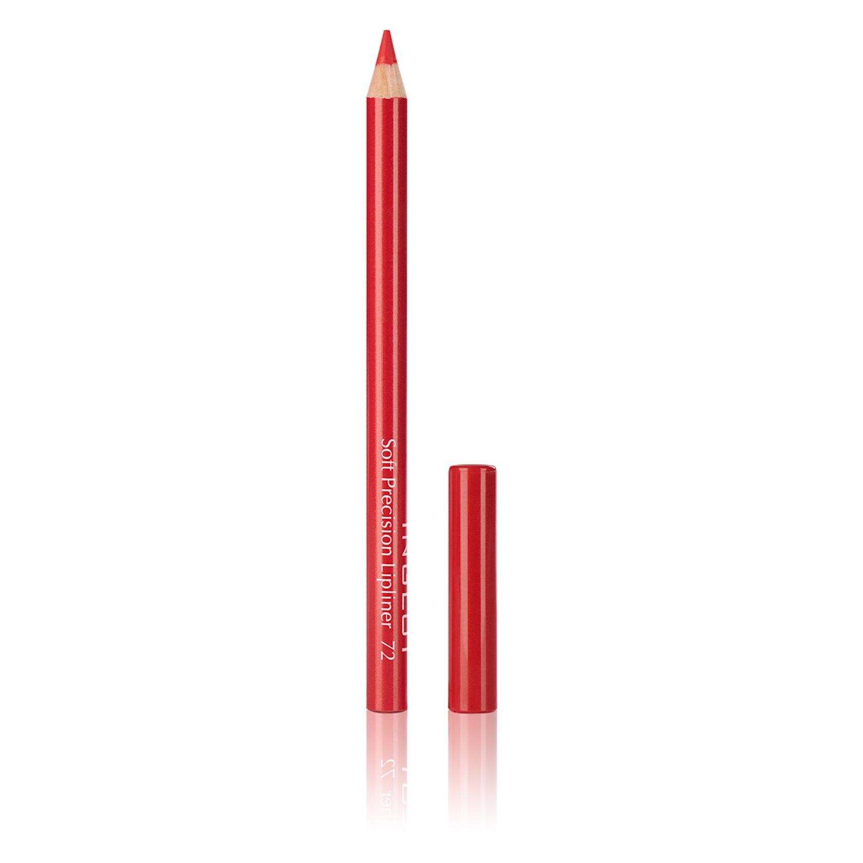 Dodaq makiyajı üçün dəst Inglot Makeup Set for Lips Red Satin
