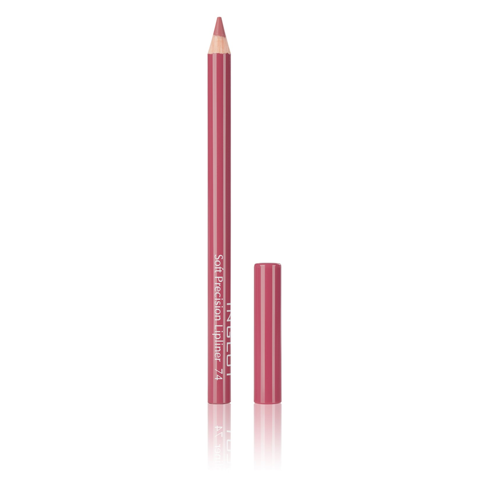 Dodaq makiyajı üçün dəst Inglot Makeup Set for Lips Pink Rose Satin