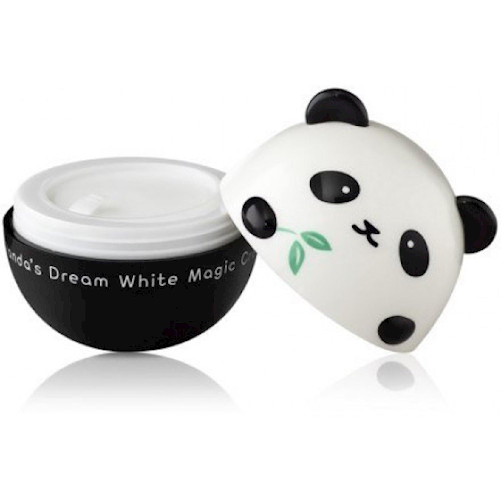 Üz üçün ağardıcı krem Tony Moly Pandas Dream White Magic Cream 50 q