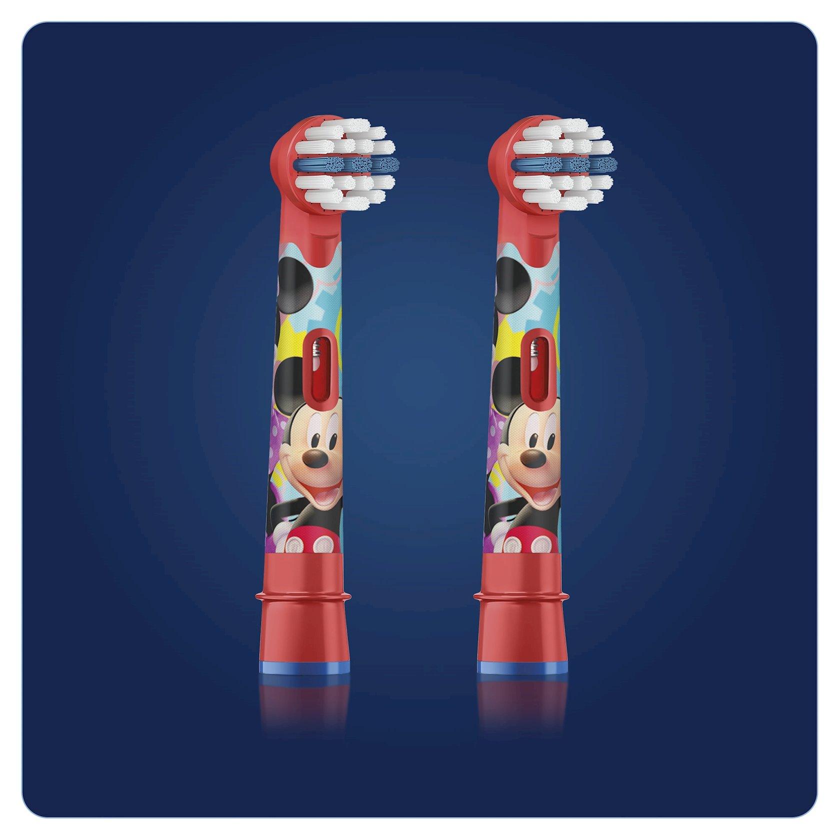 Elektrik diş fırçası üçün taxmalar ORAL-B Stage Power EB10, 2 əd.