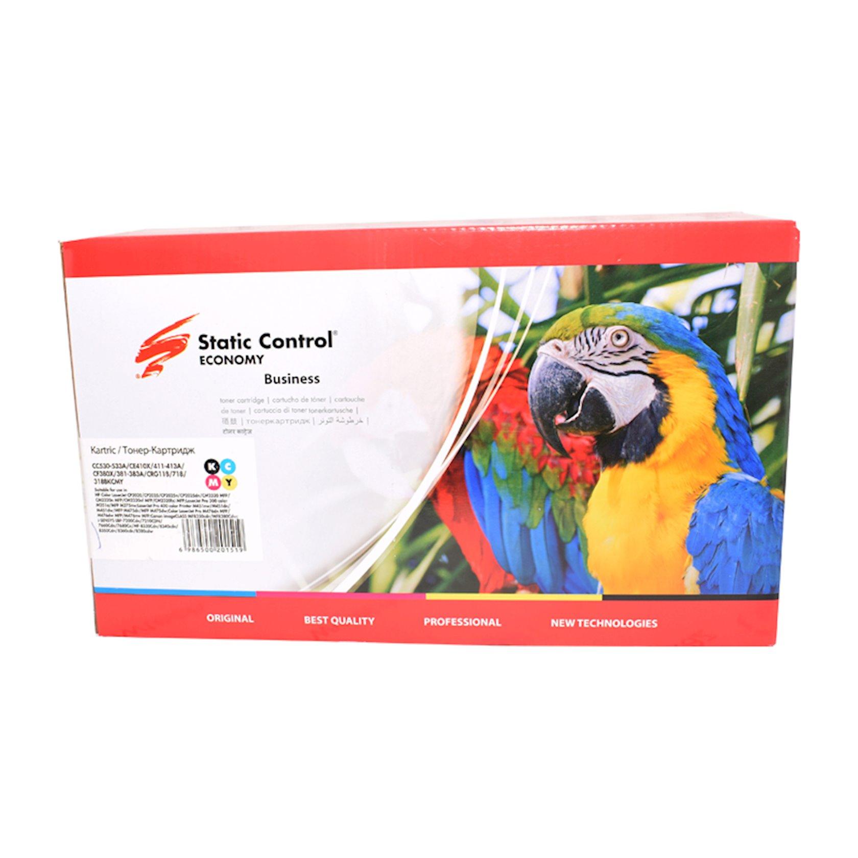 Toner-kartric HP 304A (CC530A) Qara