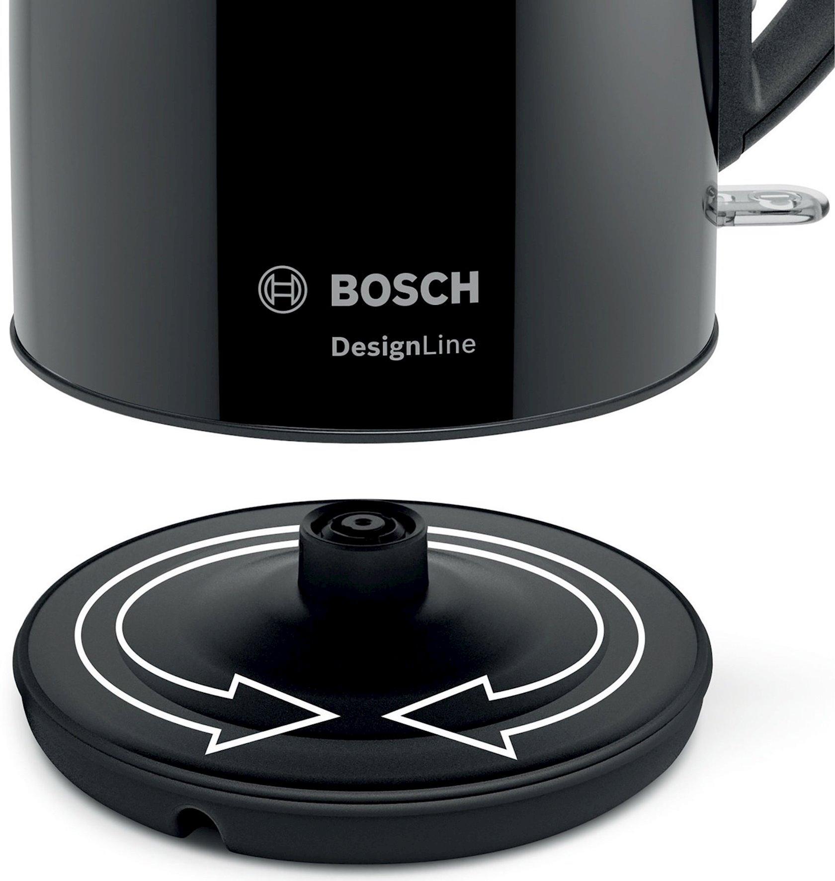 Elektrik çaydan Bosch TWK3P423