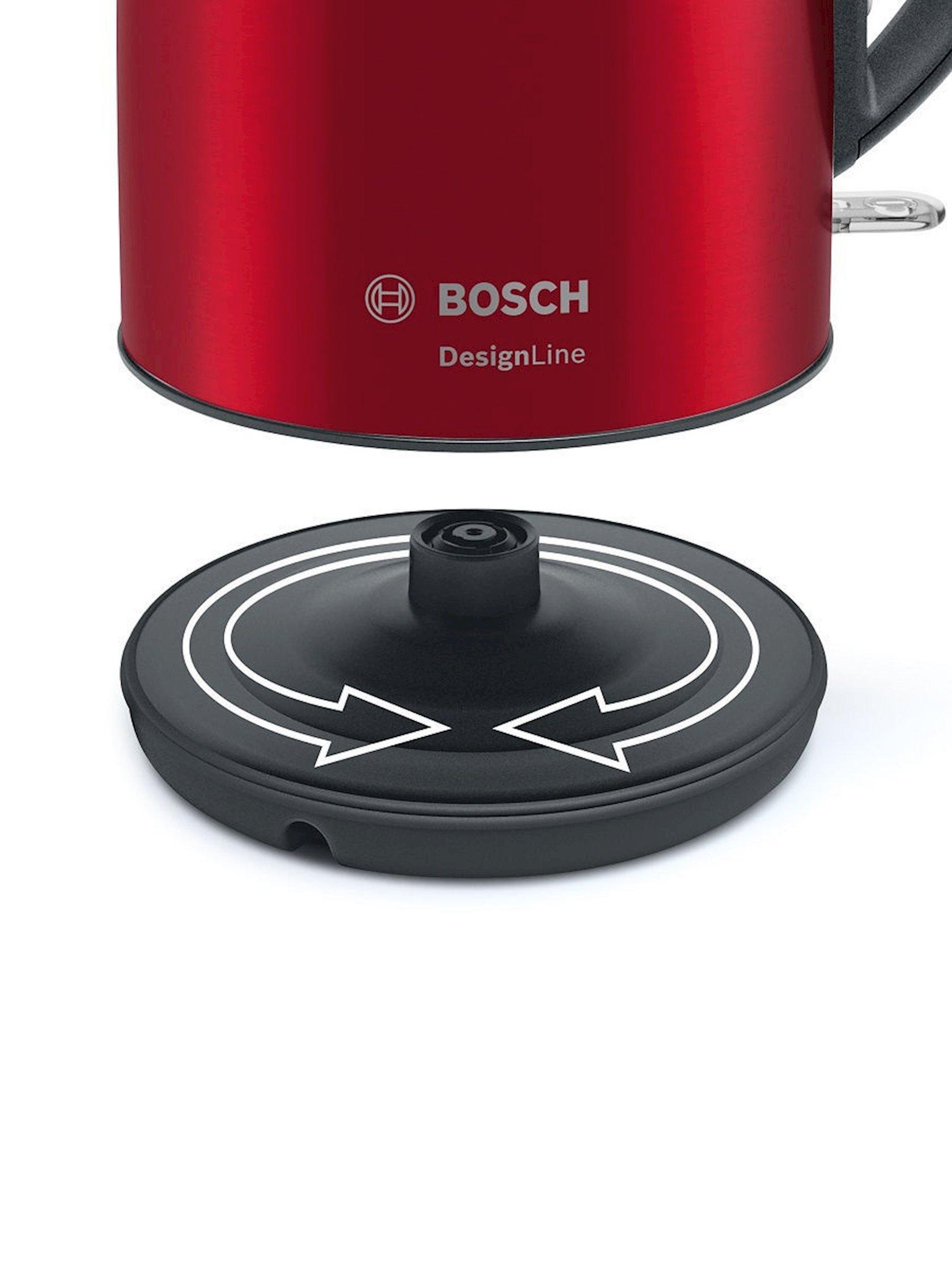 Elektrik çaydan Bosch TWK3P424