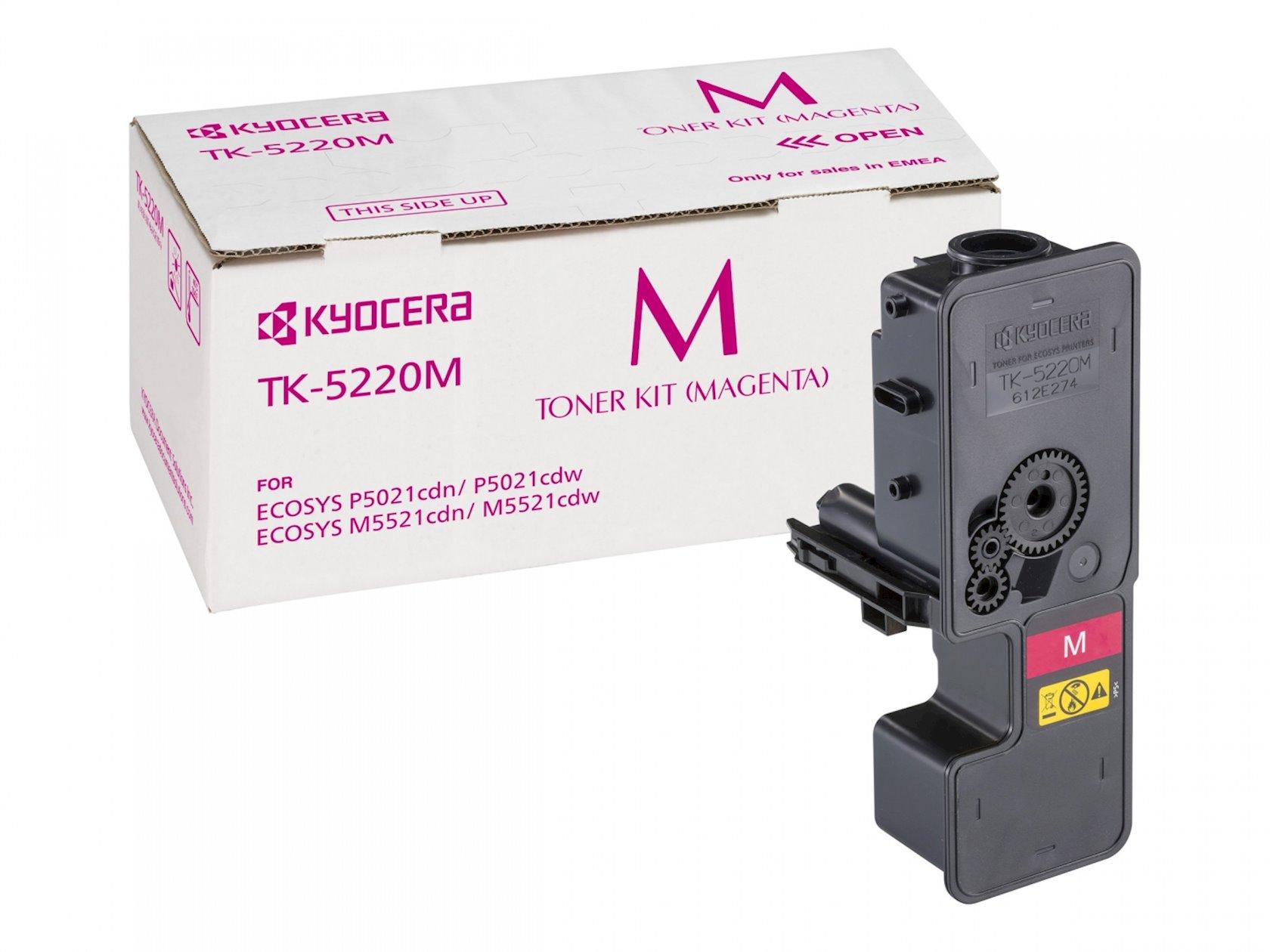 Toner-kartric Kyocera TK-5240M Fırfır