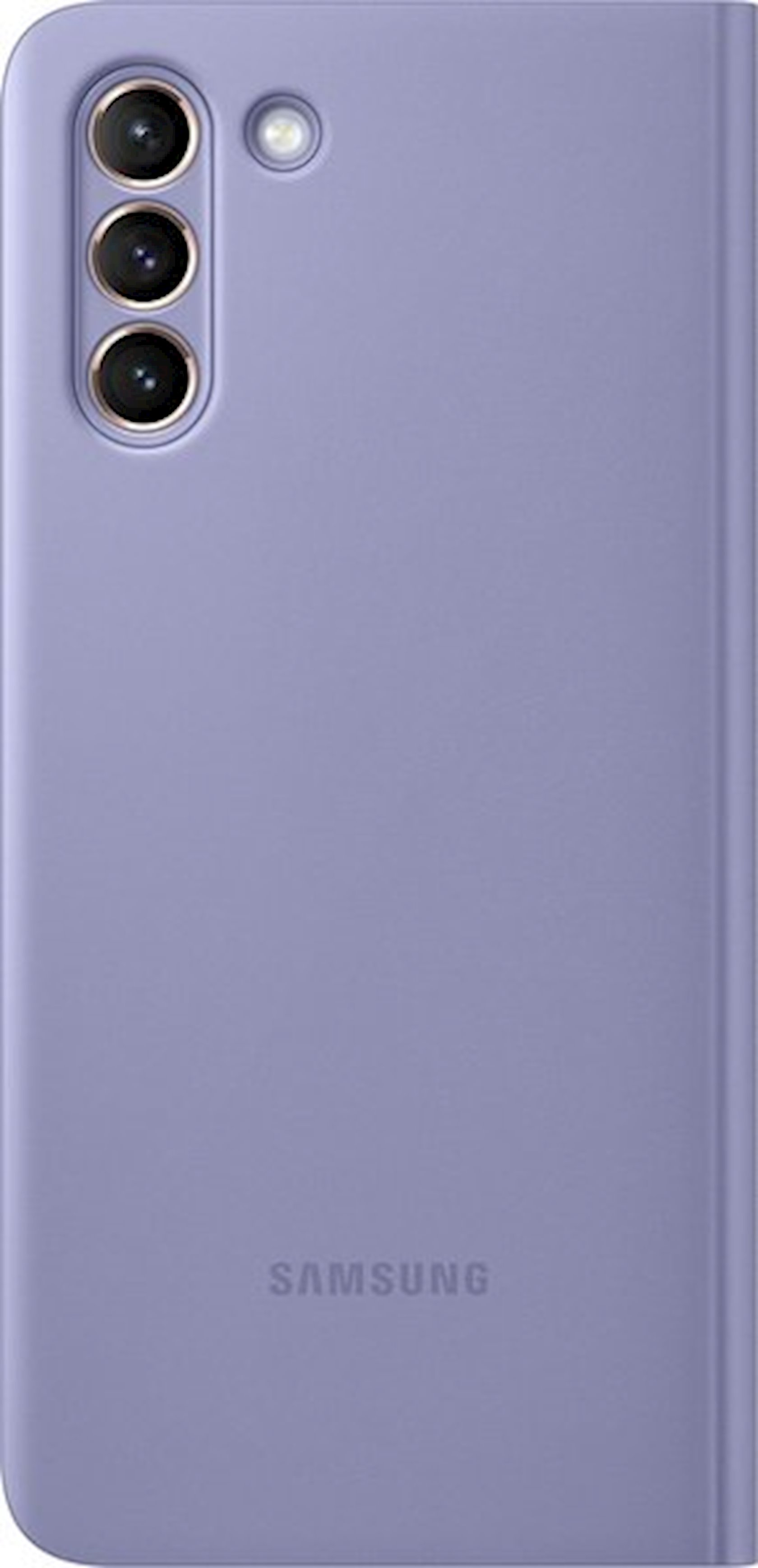Çexol Samsung Galaxy Galaxy S21 Plus Smart Clear View Cover Violet