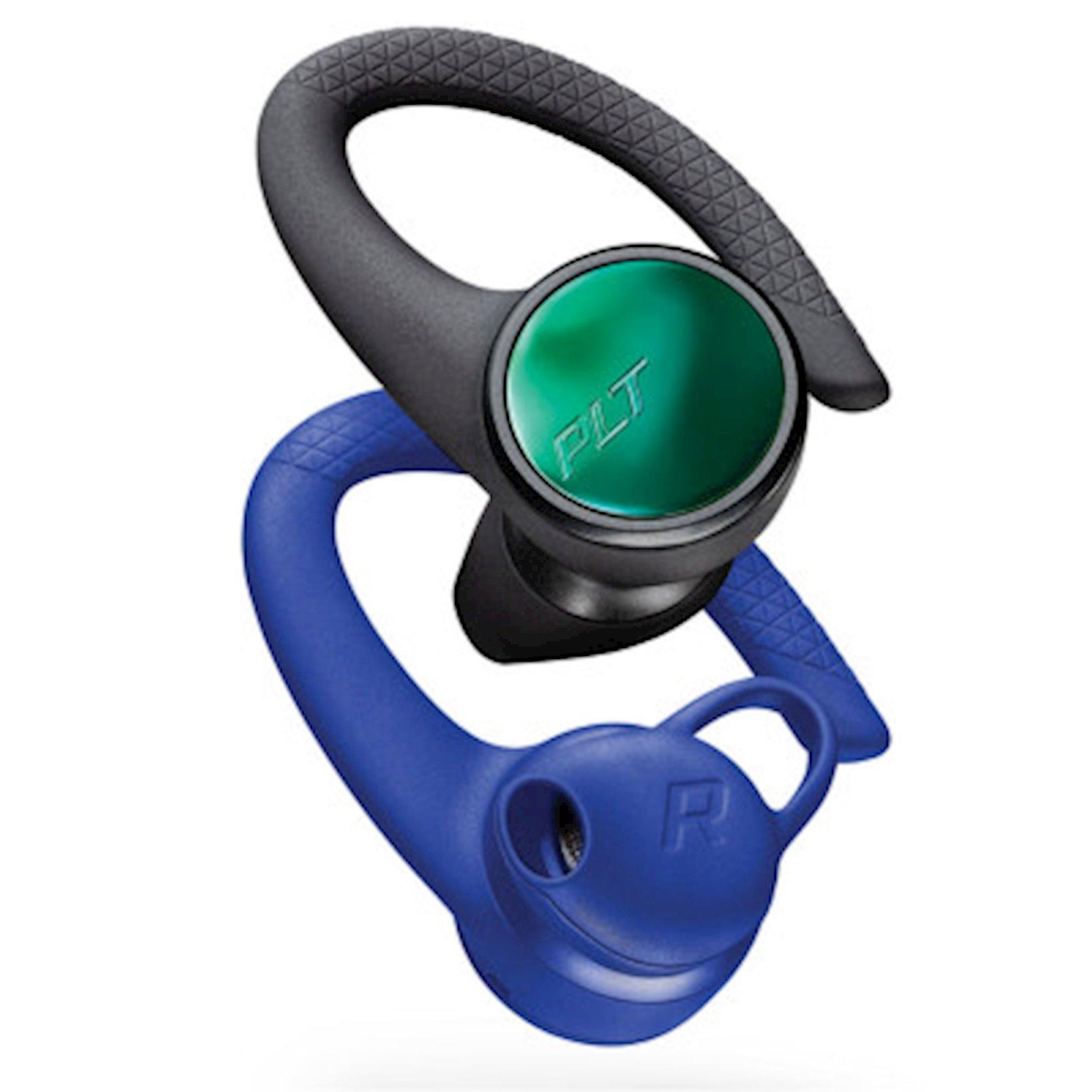 Simsiz qulaqlıq Plantronics BackBeat Fit 3150, Headset Black-Blue