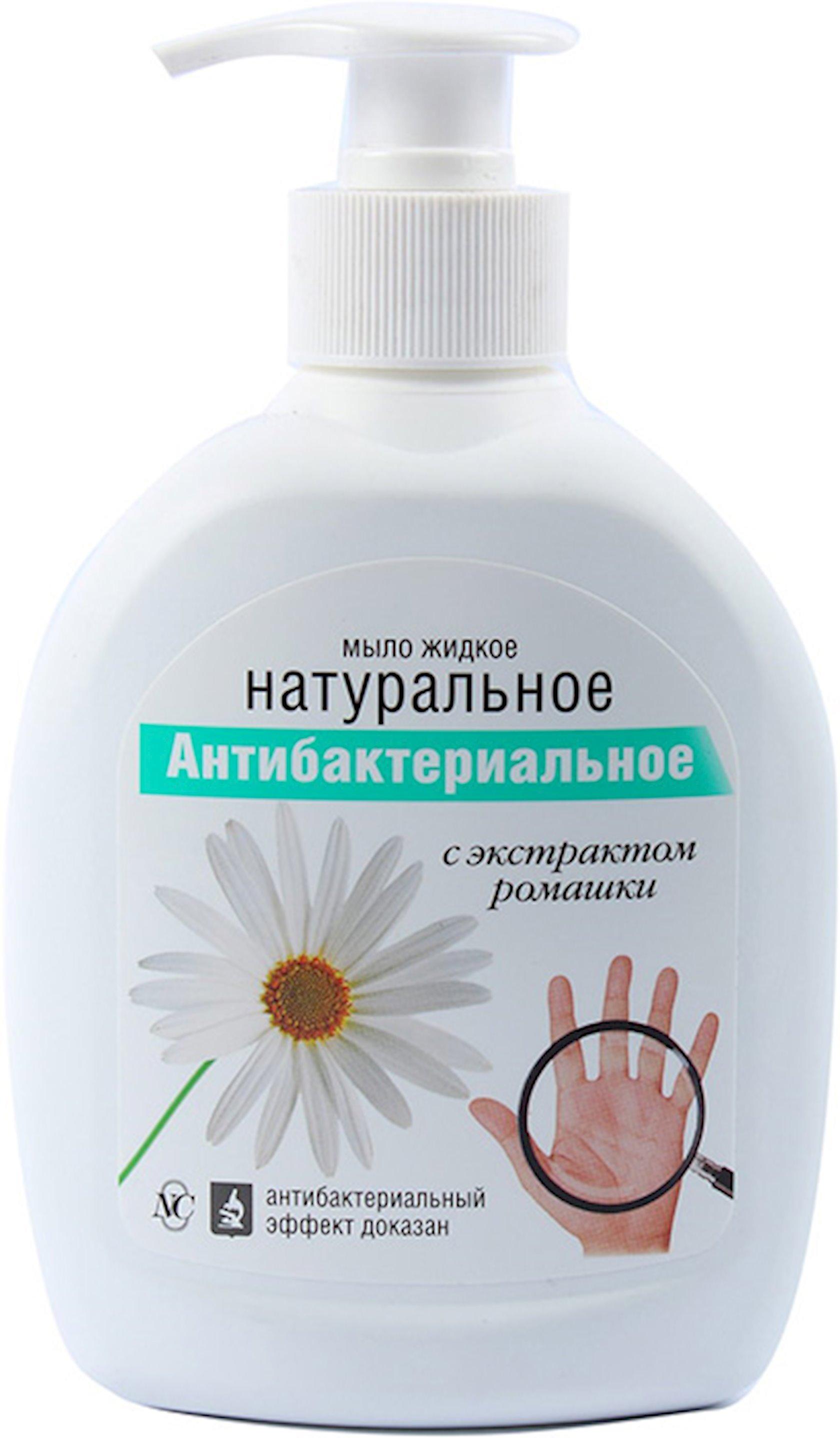 Uşaqlar üçün maye sabun Невская косметика Təbii, antibakterial 300 ml