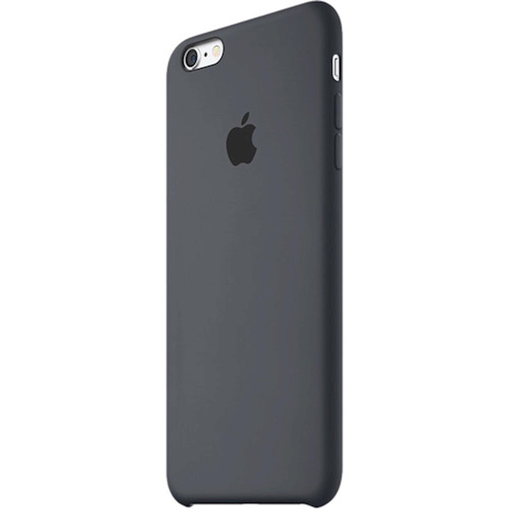 Çexol Silicone Case Apple iPhone 6s Plus üçün  Grey