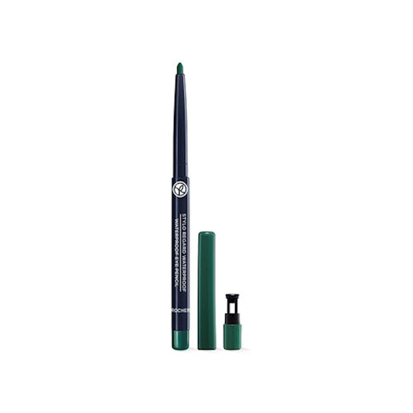 Göz qələmi  Yves Rocher Waterproof Eye Pencil Green