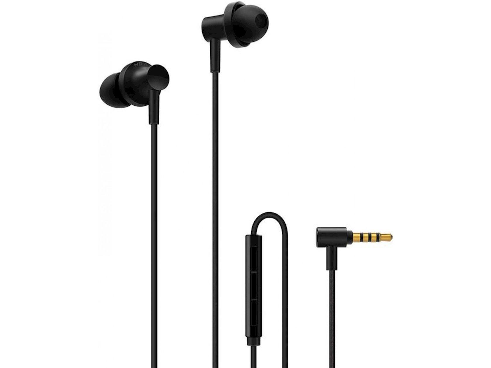 Simli qulaqlıqlar Xiaomi Mi In-Ear Headphones Pro 2 QTEJ03JY Black