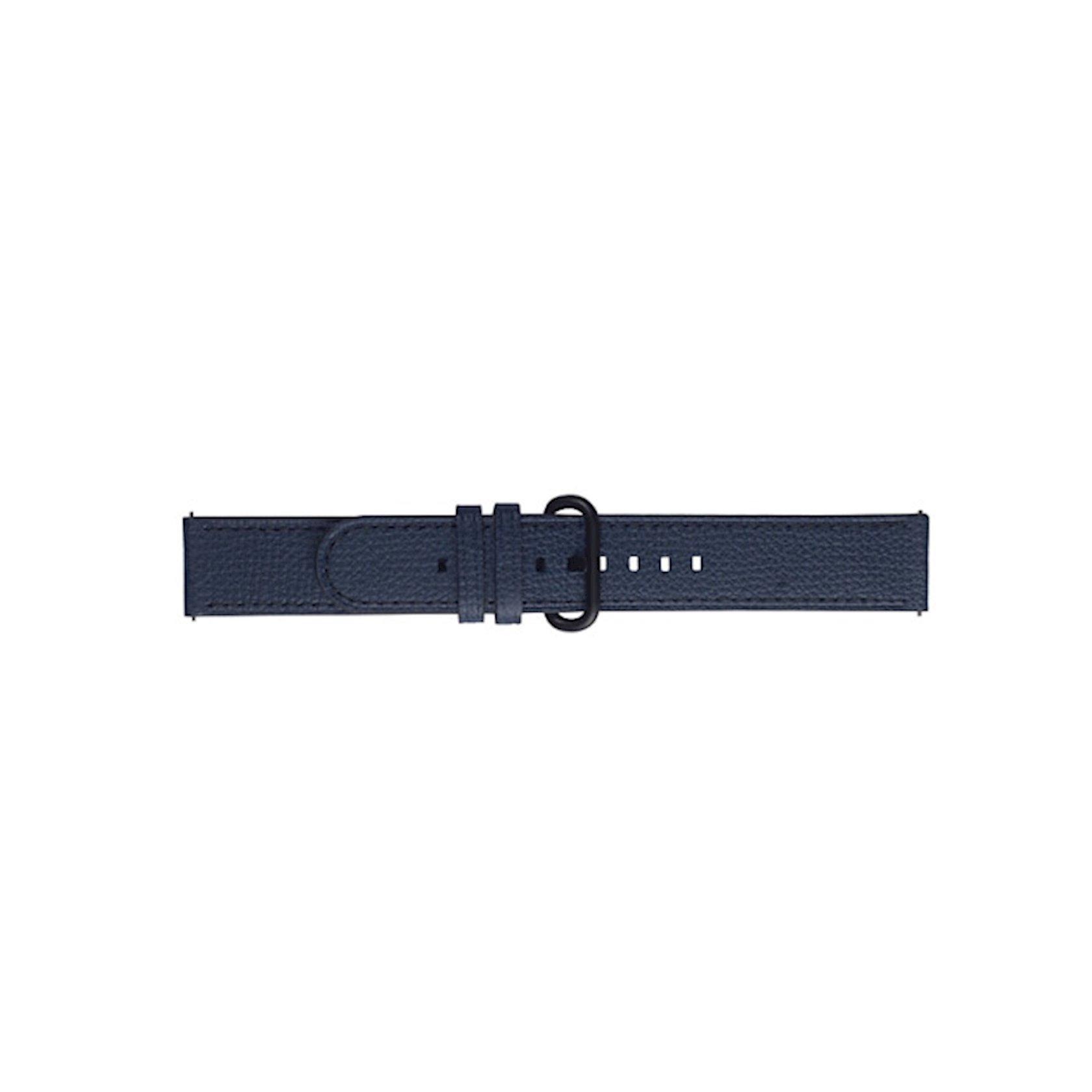 Kəmər Samsung Galaxy Watch 20 mm Essence Navy GP-TYR820BRBNW