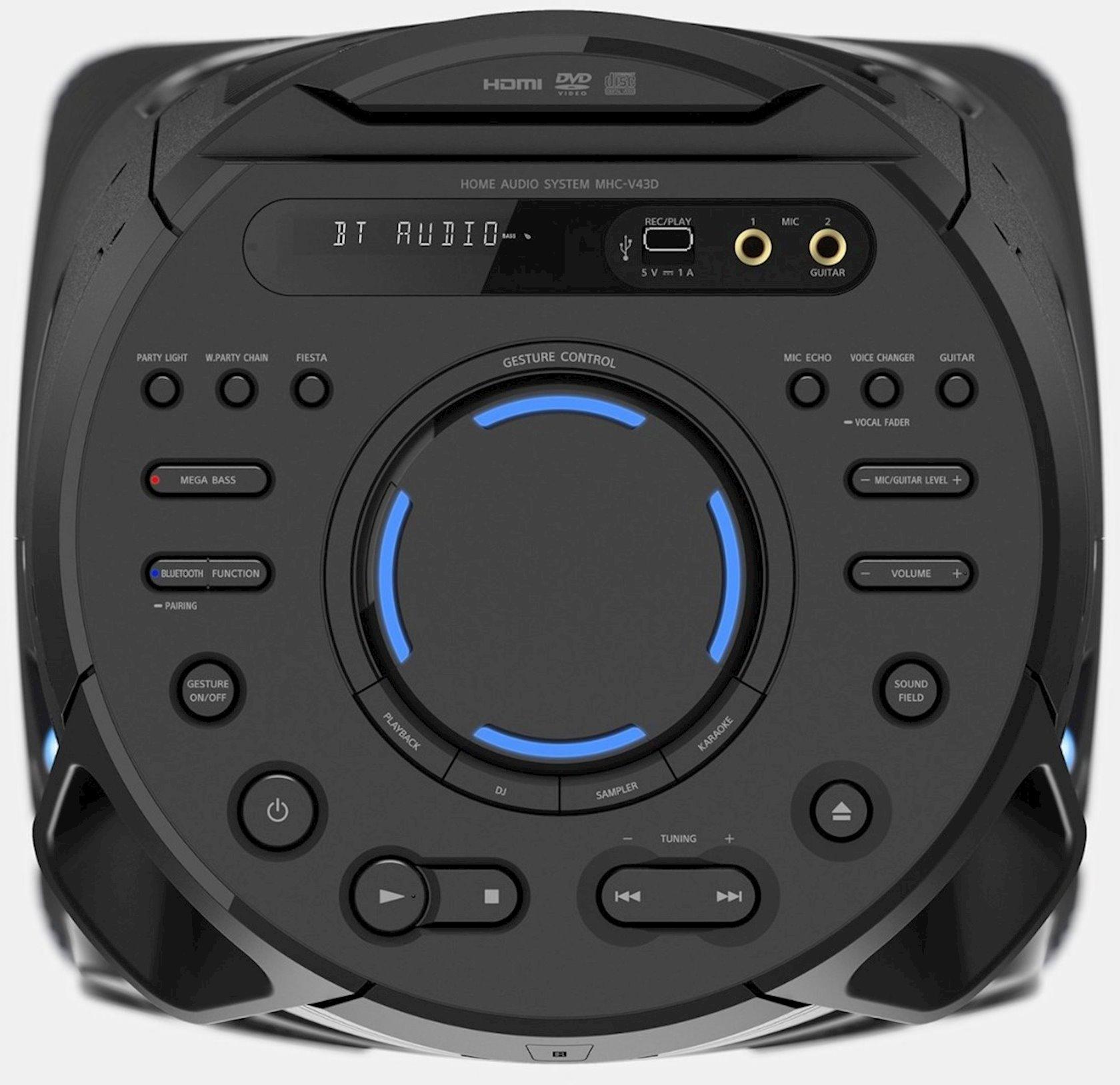 Musiqi mərkəzi Sony MHC-V43D//M E4