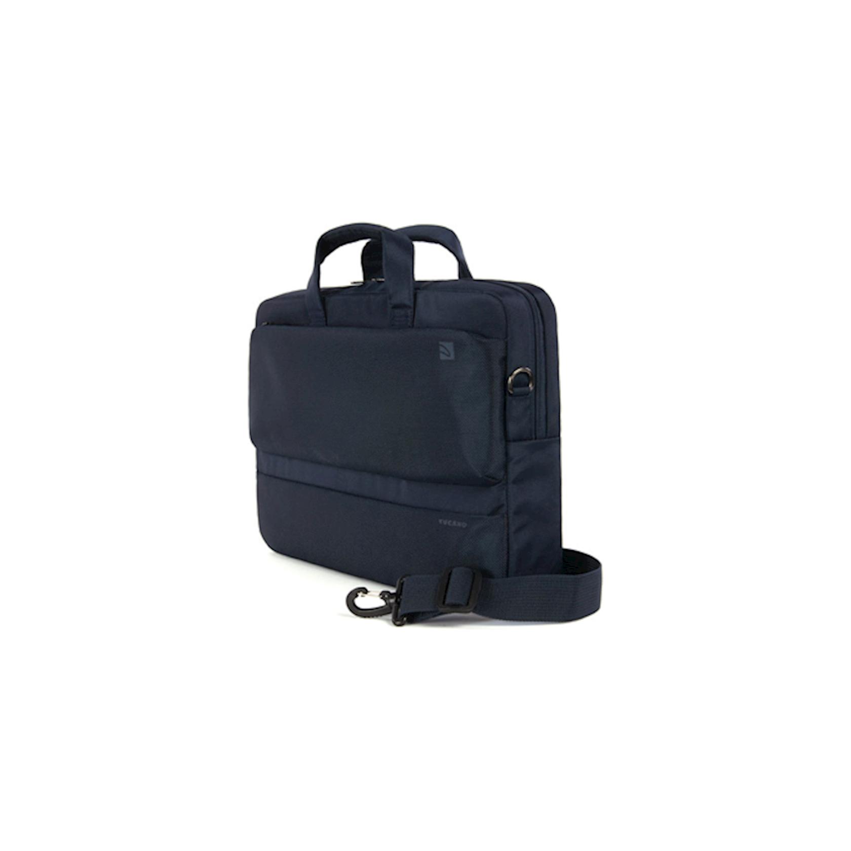 Noutbuk üçün çanta Dritta Slim Bag 15.6 Blue