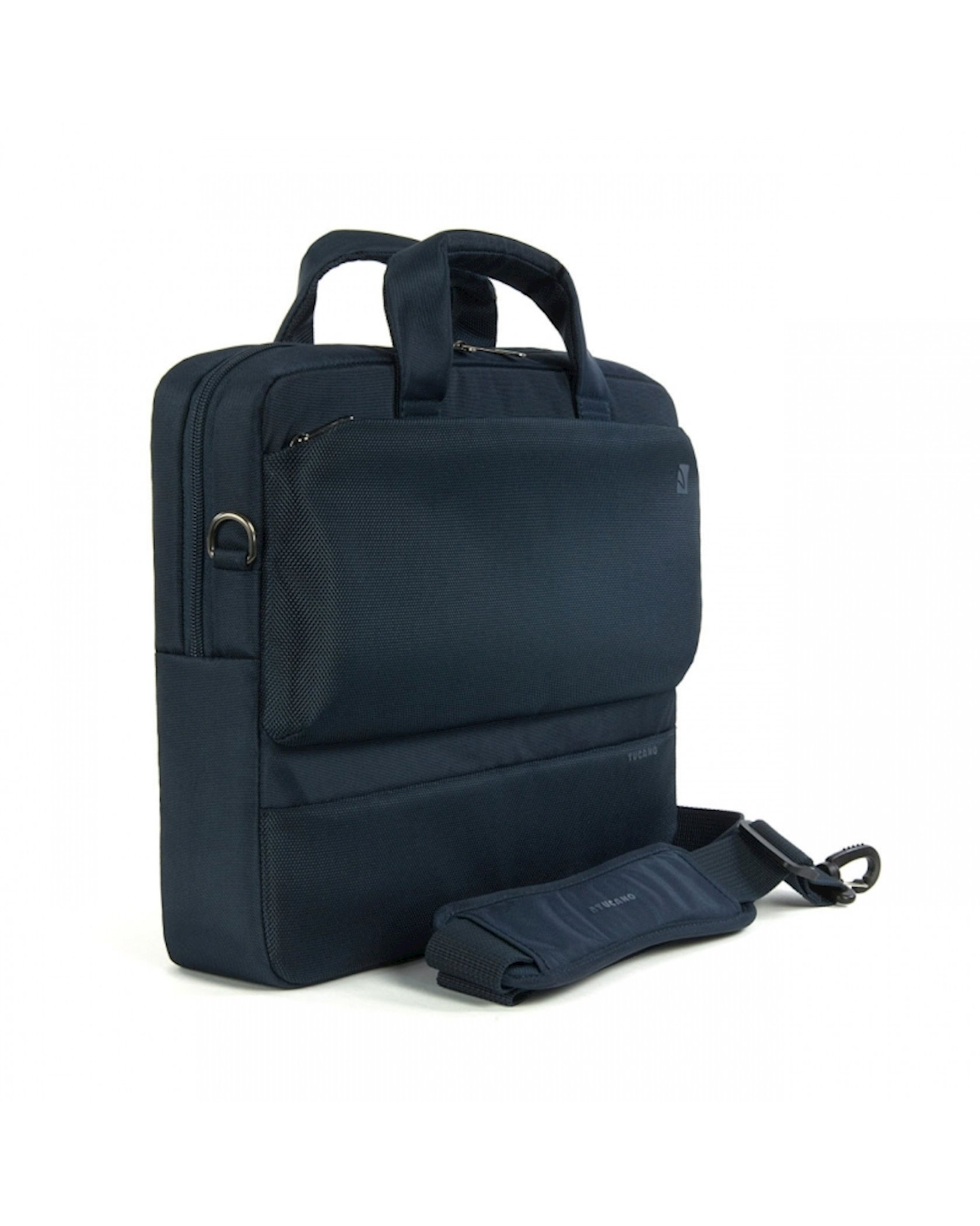 Noutbuk üçün çanta Tucano Dritta Slim Bag 13/14 Blue