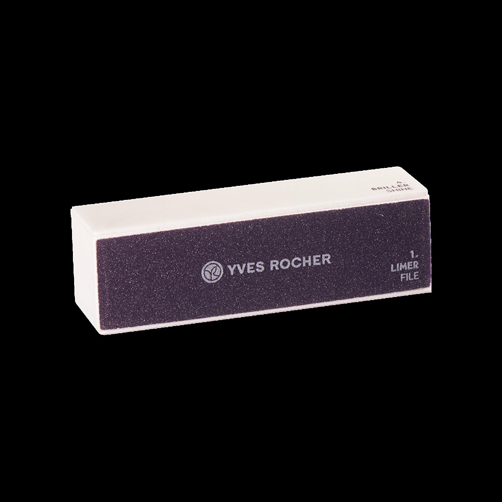 Baf dırnaqlar üçün Yves Rocher Bloc Polissoir 4 Faces