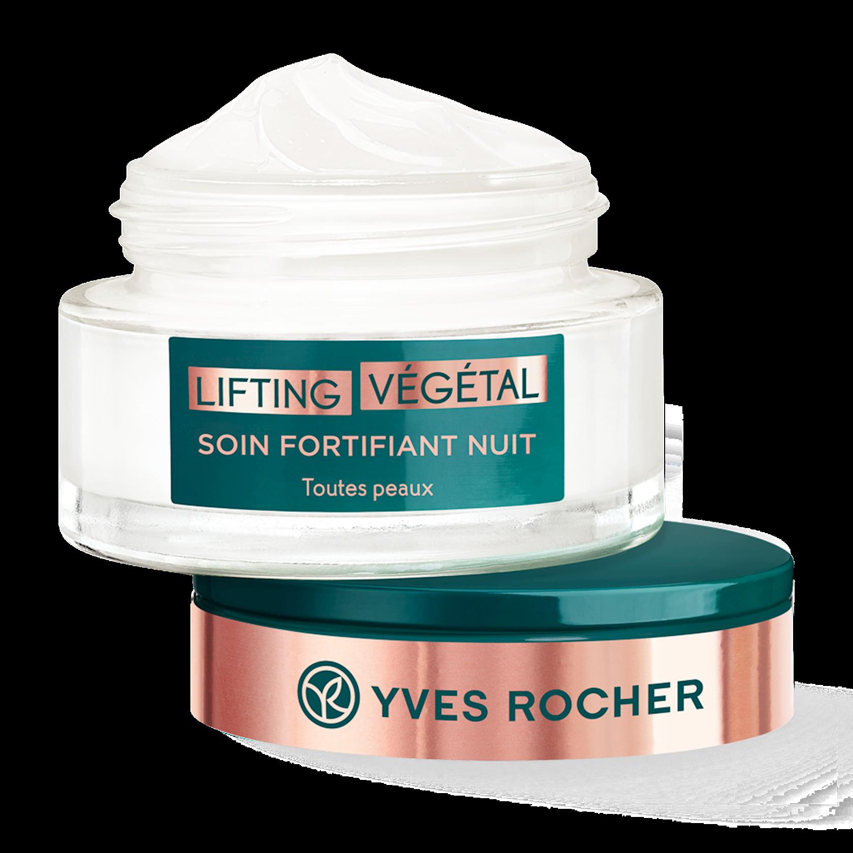 Gecə üz üçün kremi Yves Rocher Fortifying Night Care - All Skin Types
