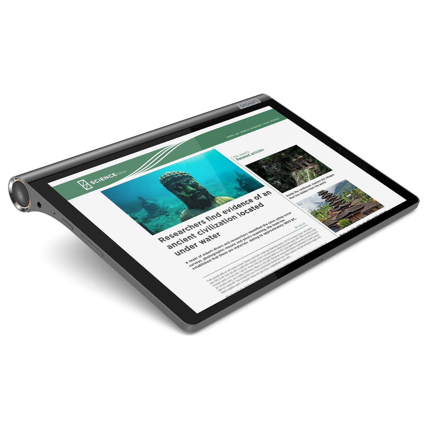 Planşet Lenovo Yoga Smart Tab YT-X705X 10.1 LTE 4GB 64GB Iron Grey