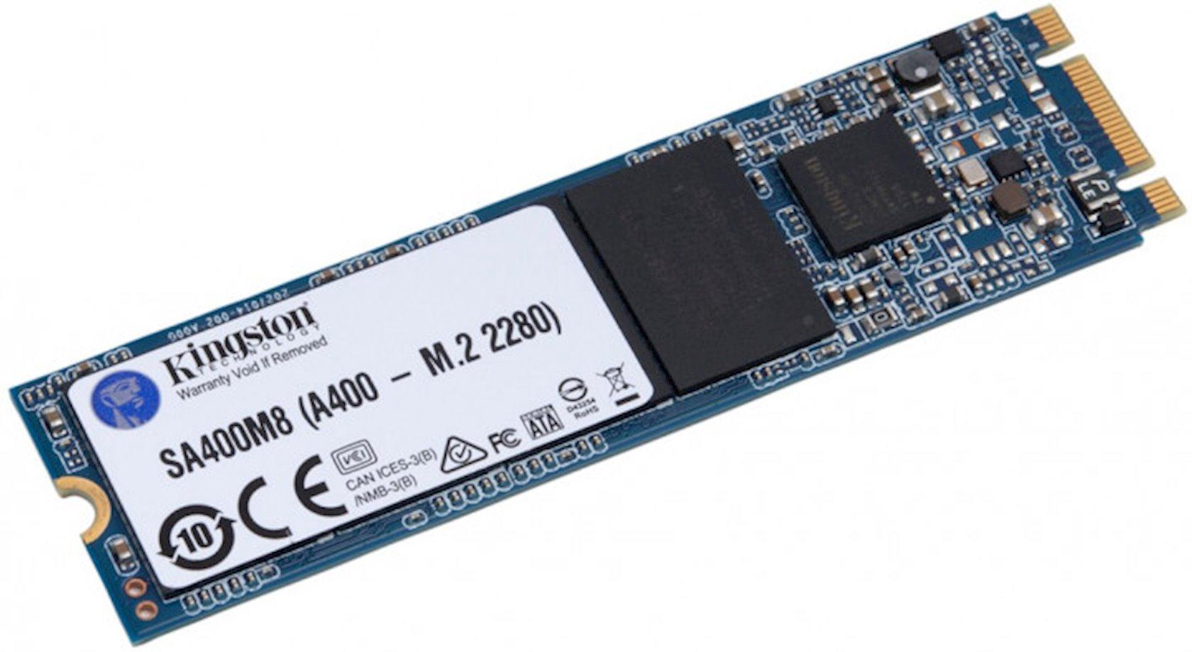 Disk SSD Kingston 480G SSDNOW A400 M.2 2280 SSD