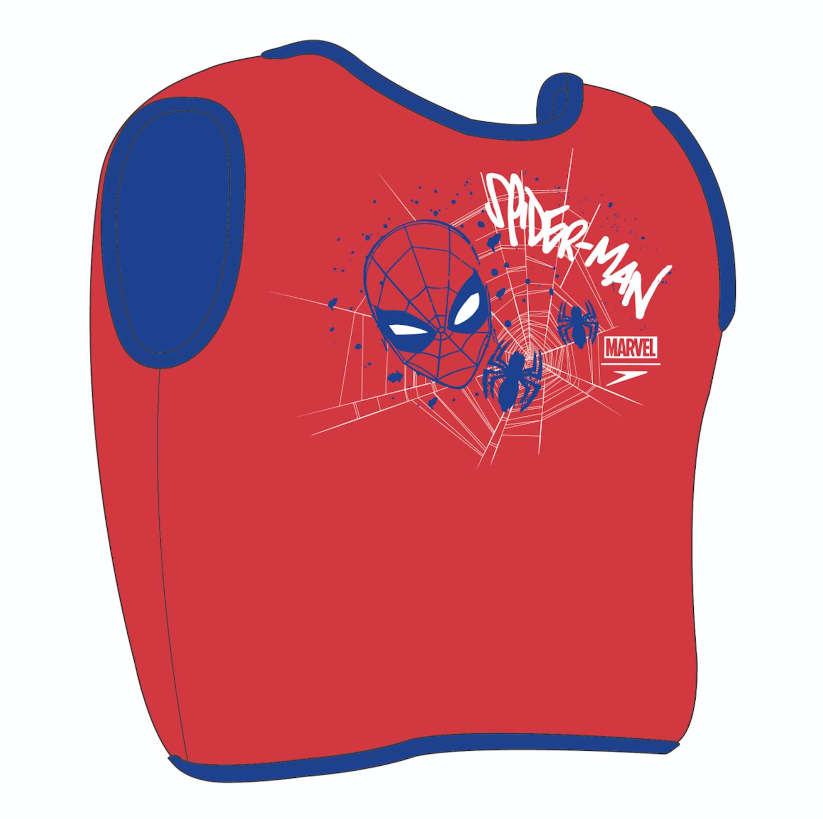 Üzmək gödəkçəsi Speedo Disney Marvel Spider-Man, qırmızı, ölçüsü 4-6 yaş